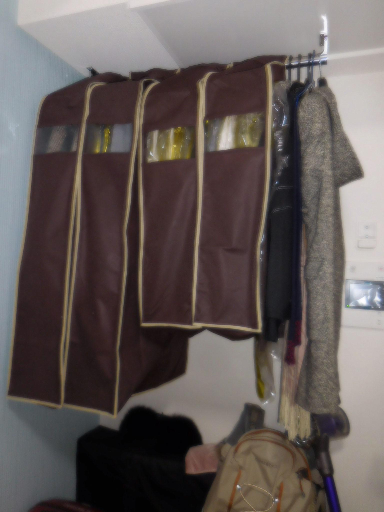 衣類収納AFTER