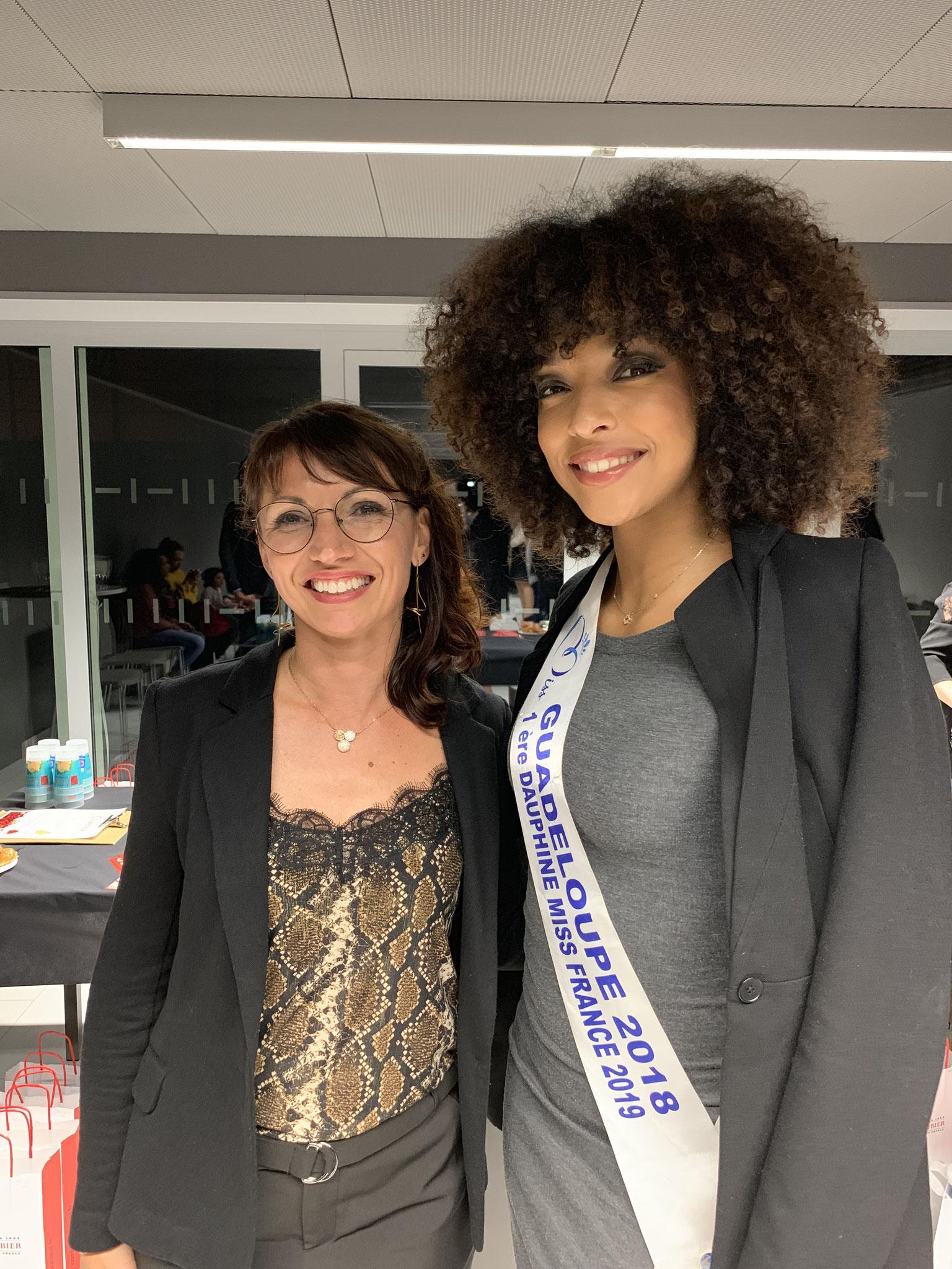 Ophély Mezino-Première dauphine Miss Monde 2019