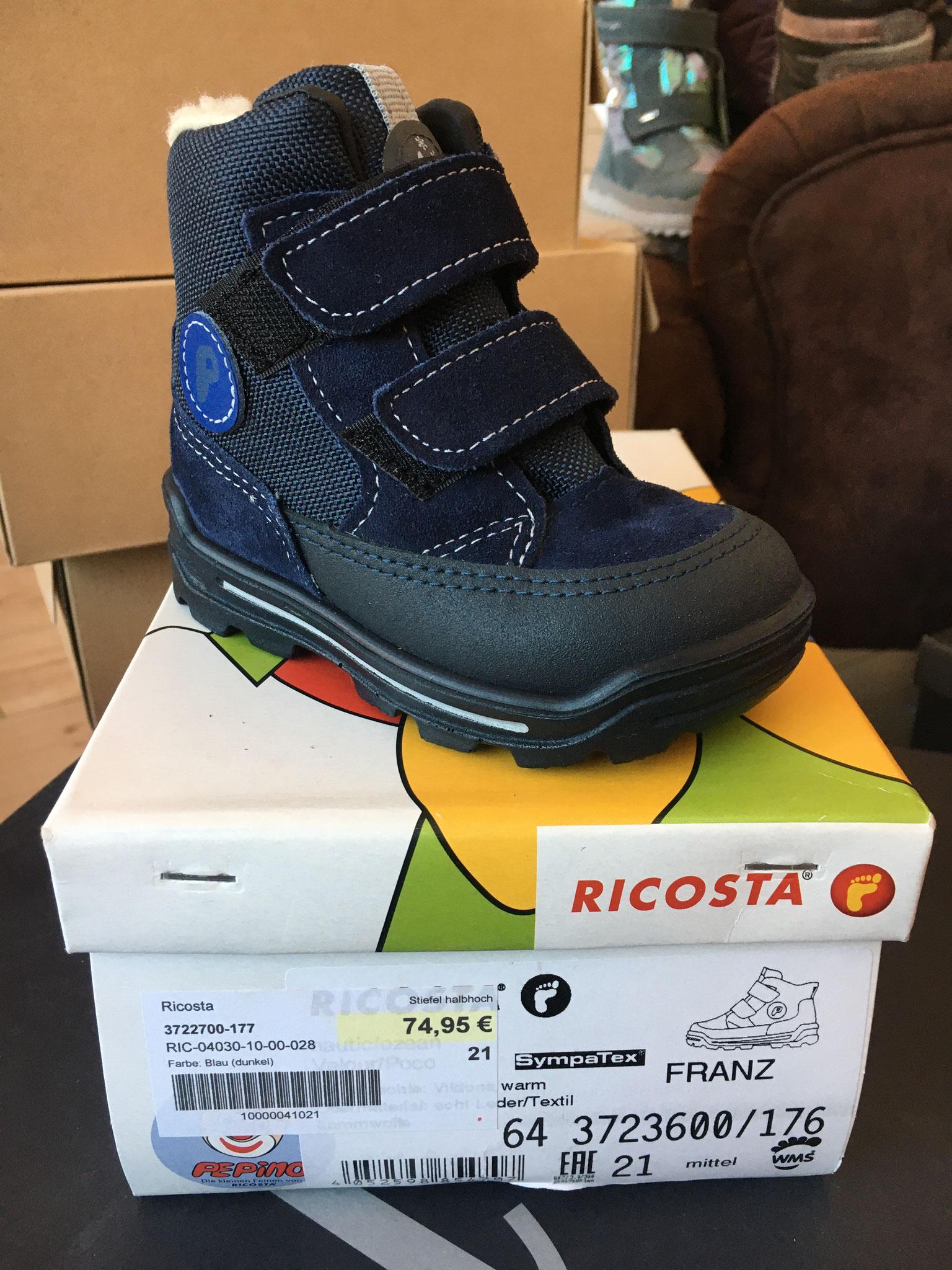 Ricosta - Größe 21 - jetzt 24,90 €