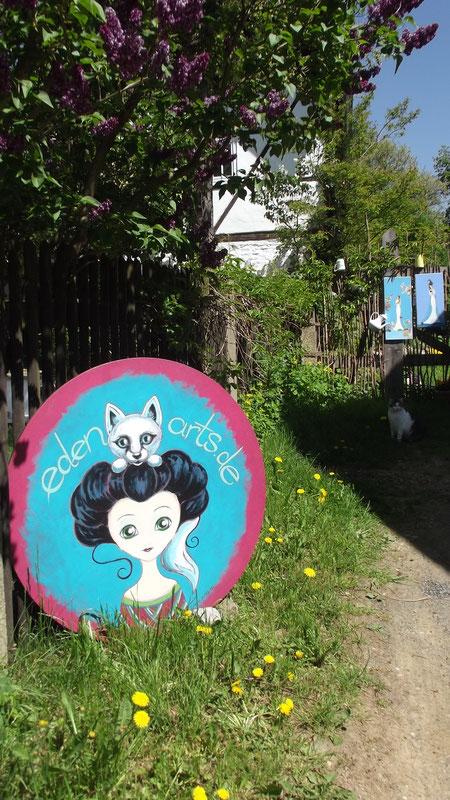 Geisha - Polarfuchs