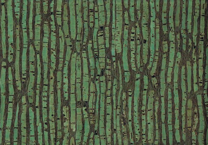 Marmorstreifen Smaragd