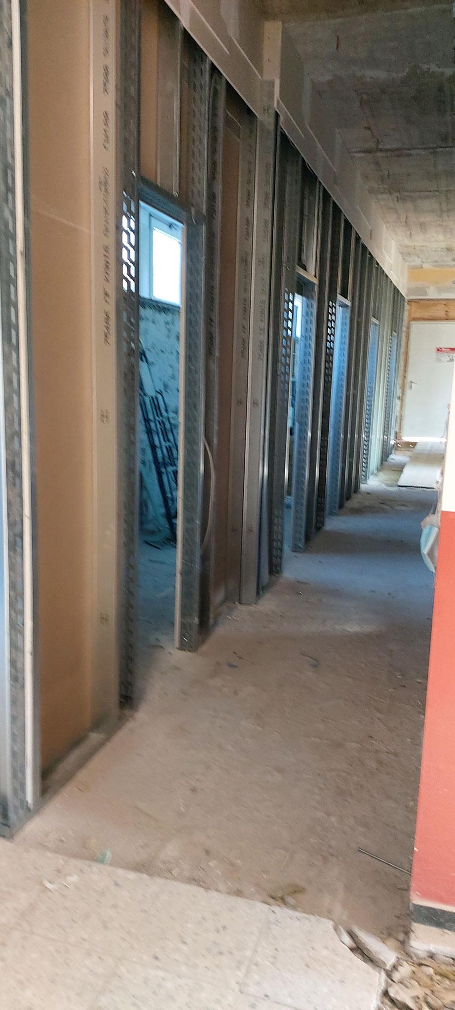 Abstellräume + ToilettenRäume