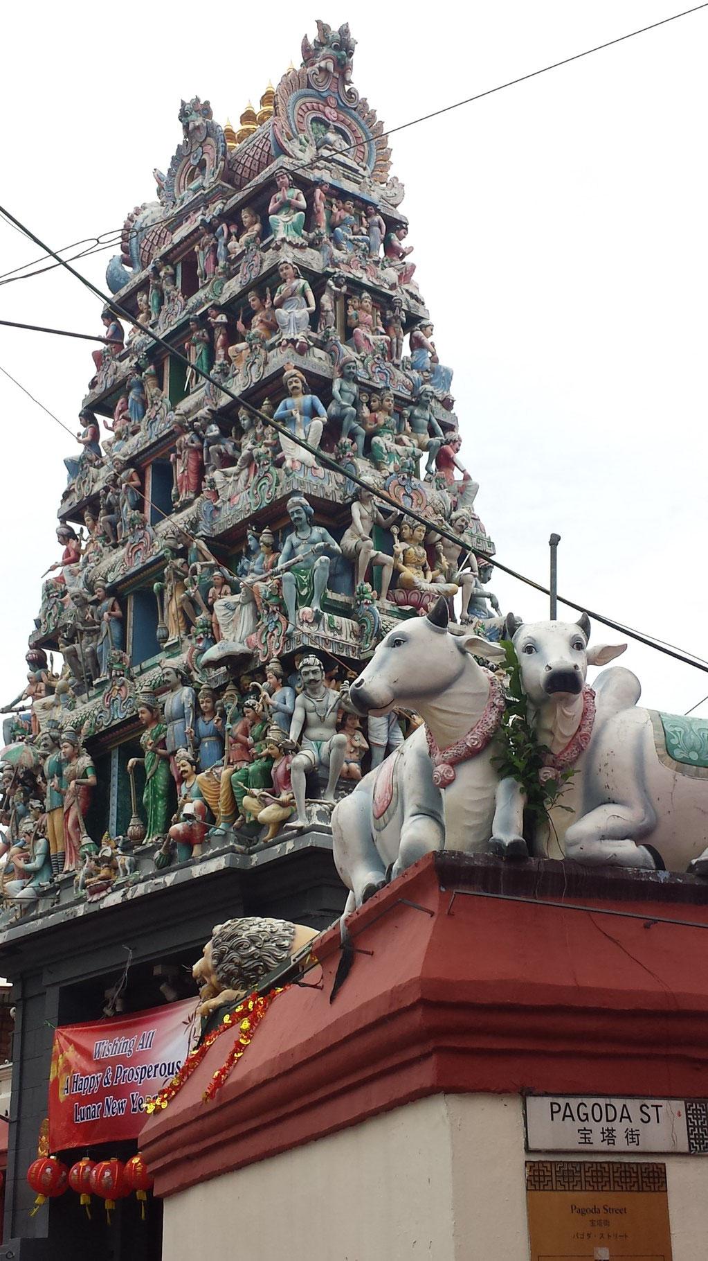 Sri Mariamman Tempel