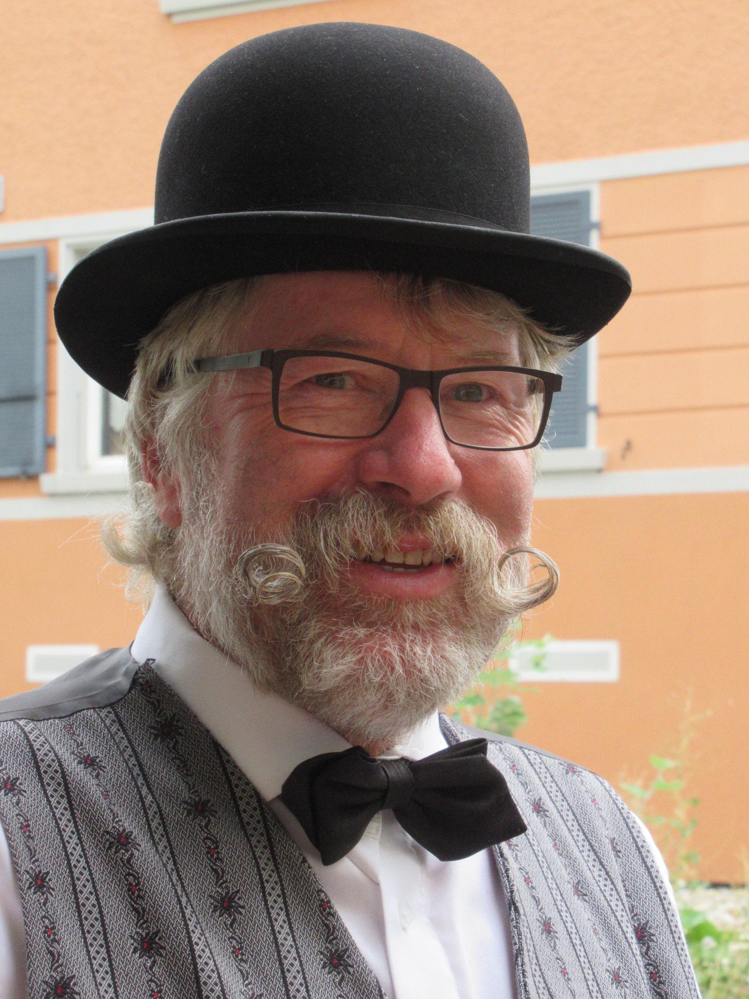 Organisator Roland Schwab aus Lüterswil