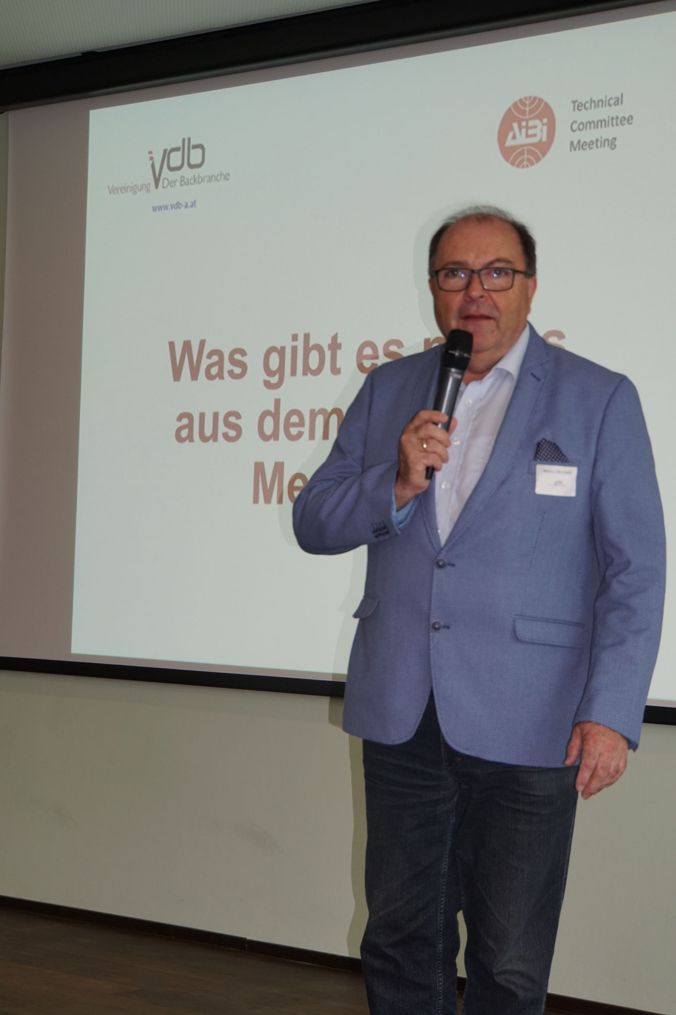Neuer VDB-Obmann Michael Bruckner