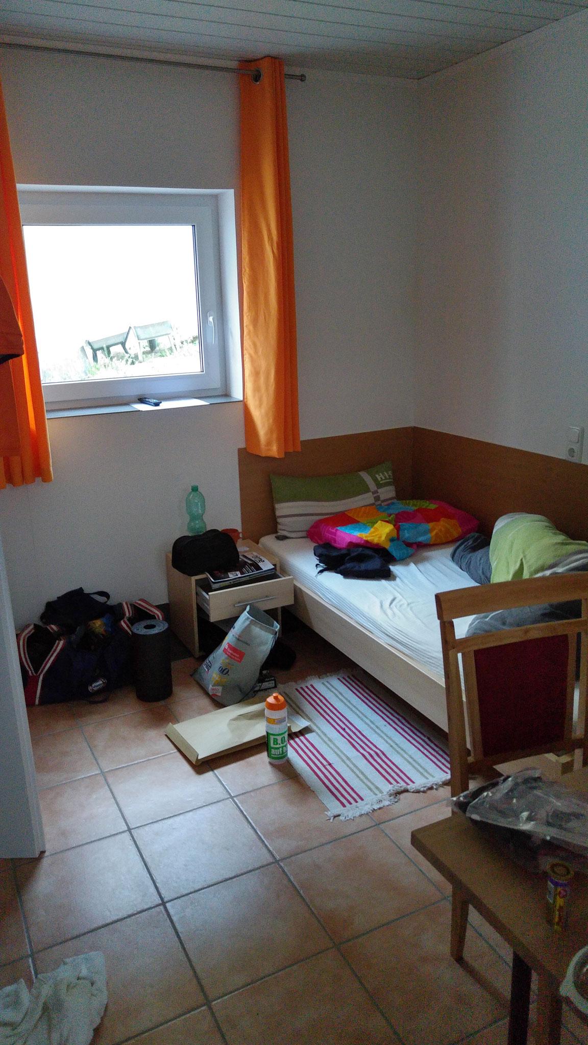 kleines aber gemütliches Zimmerchen ;-)