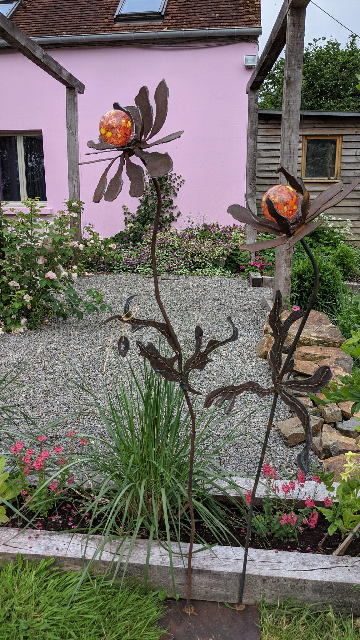 The English Garden & Nadine Ledru création