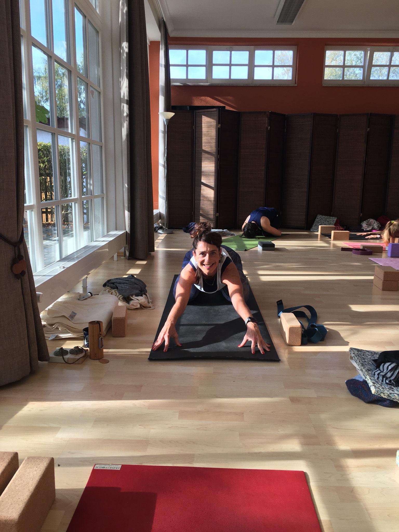 Yoga-Wochenenden Kains Hof