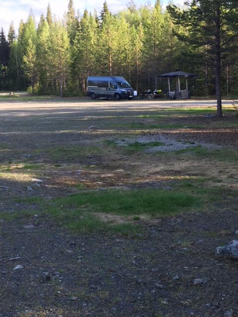 Urlaub mit dem Van2