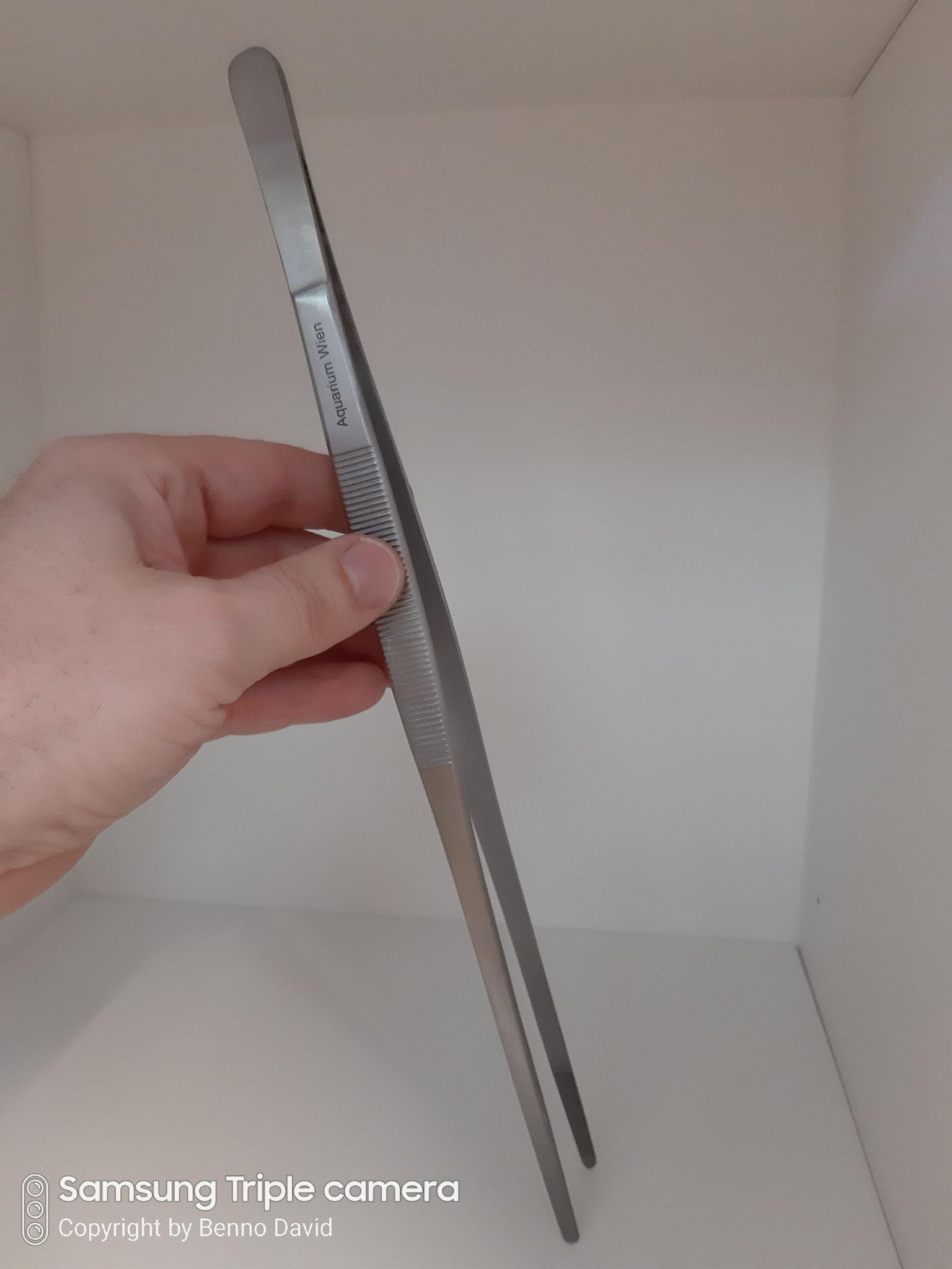 Pinzettte 31 cm, gerade
