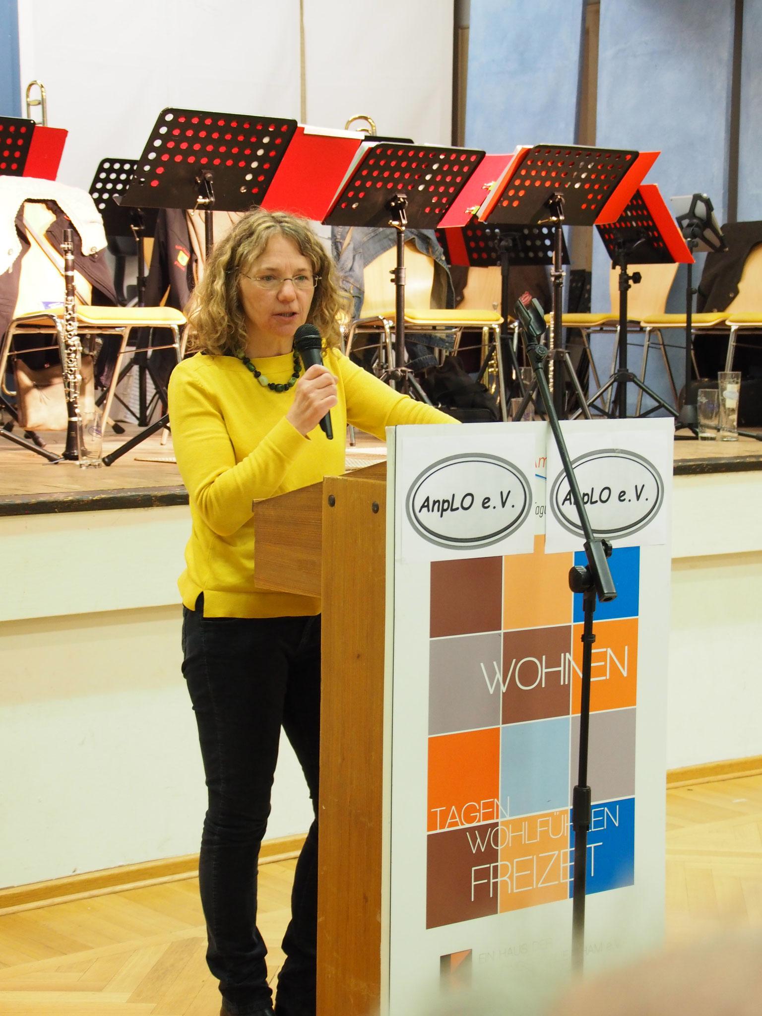 AnpLO 20.Jahrfeier mit Irmgard Englhard IGGT