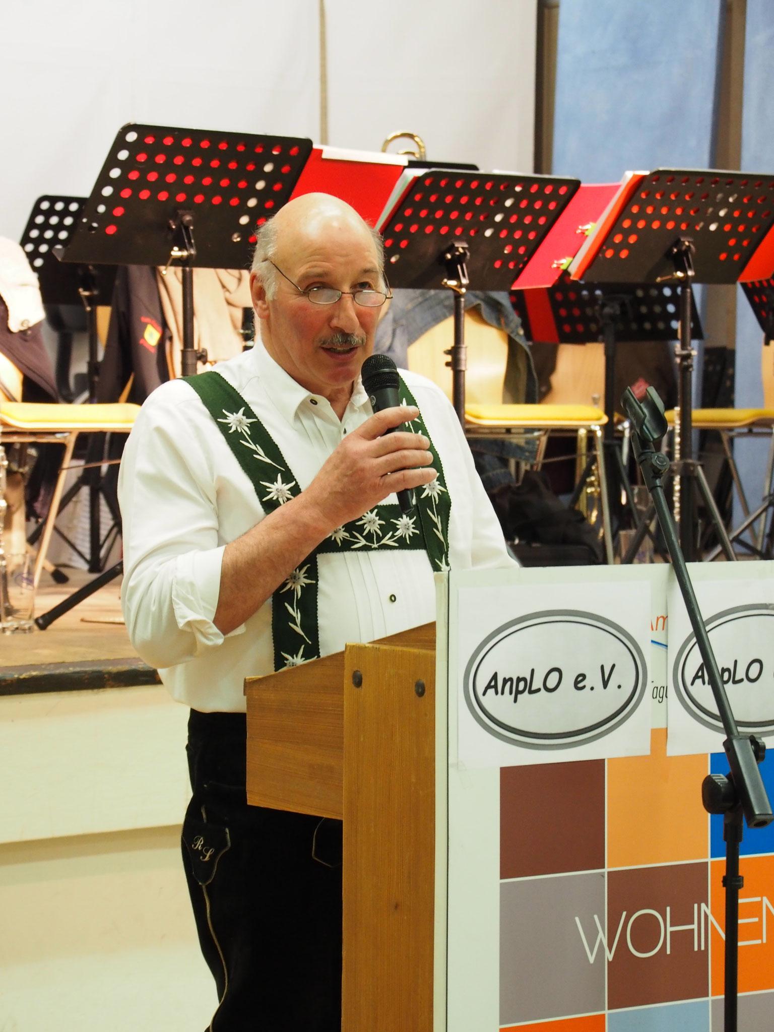 AnpLO 20.Jahrfeier mit Festredner Romuald Schaber