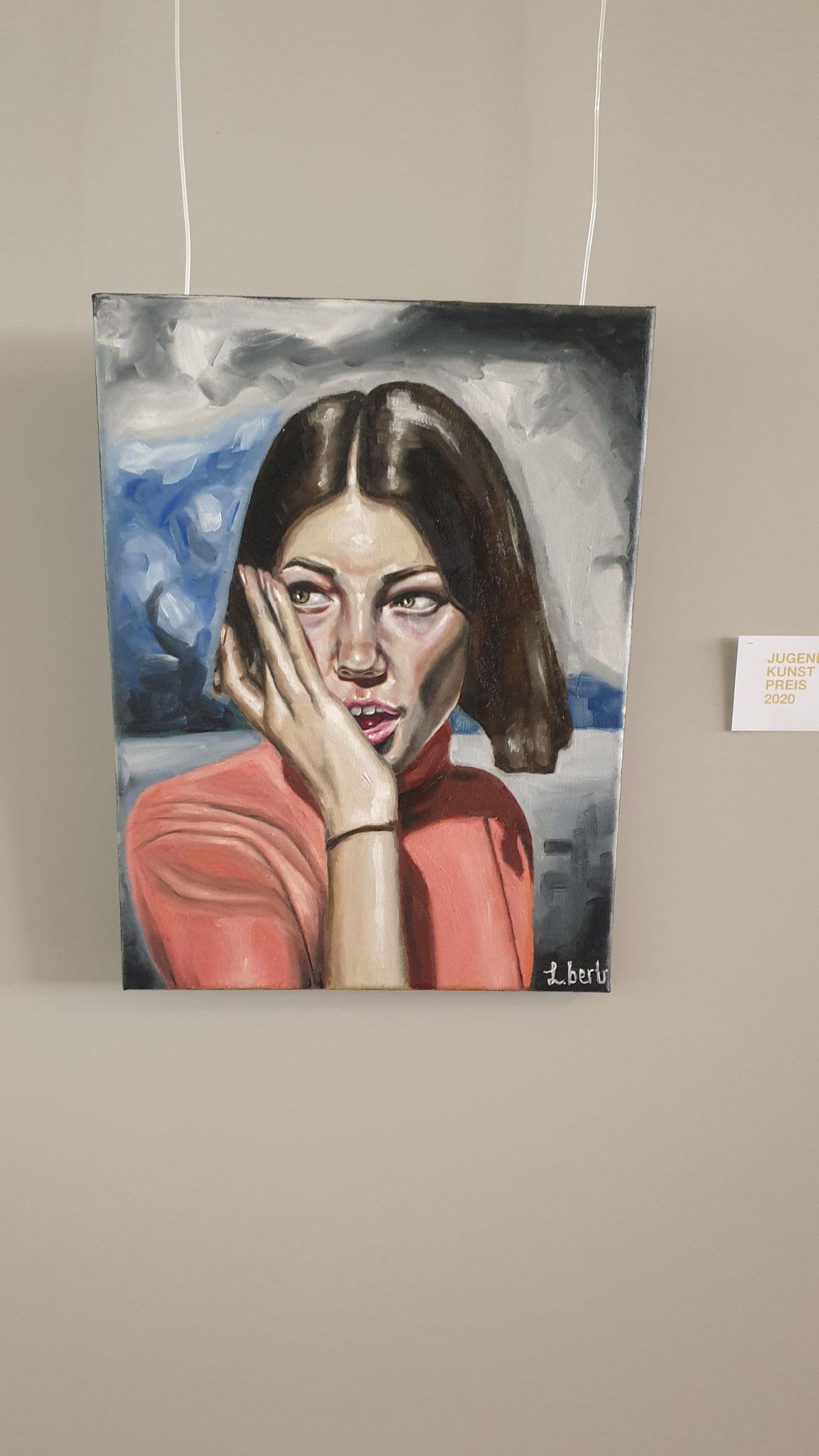 "Publikumspreis Leonie Bertram ""Ecstasy"""