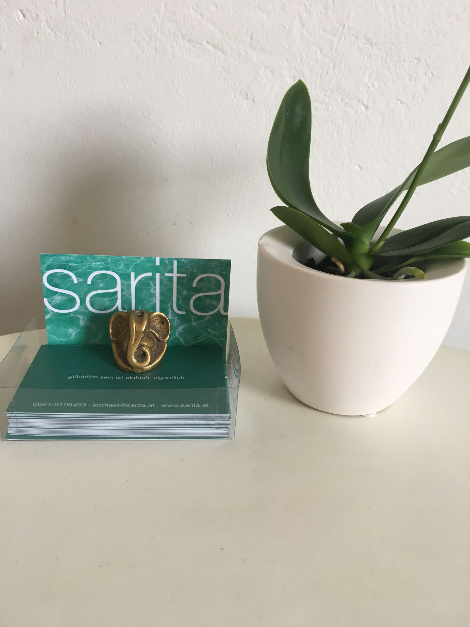 Sarita - Kinesiologie, Mikrostromtherapie und mehr in Wien