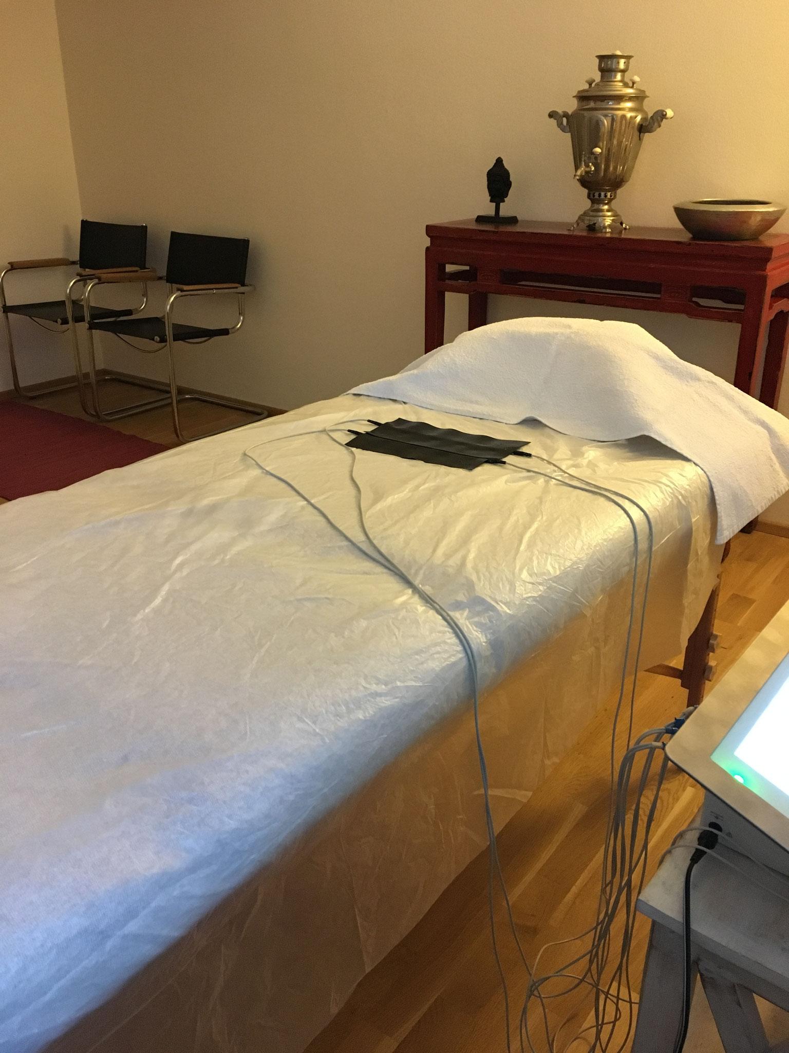 Sarita - Kinesiologie, Mikrostromtherapie und mehr