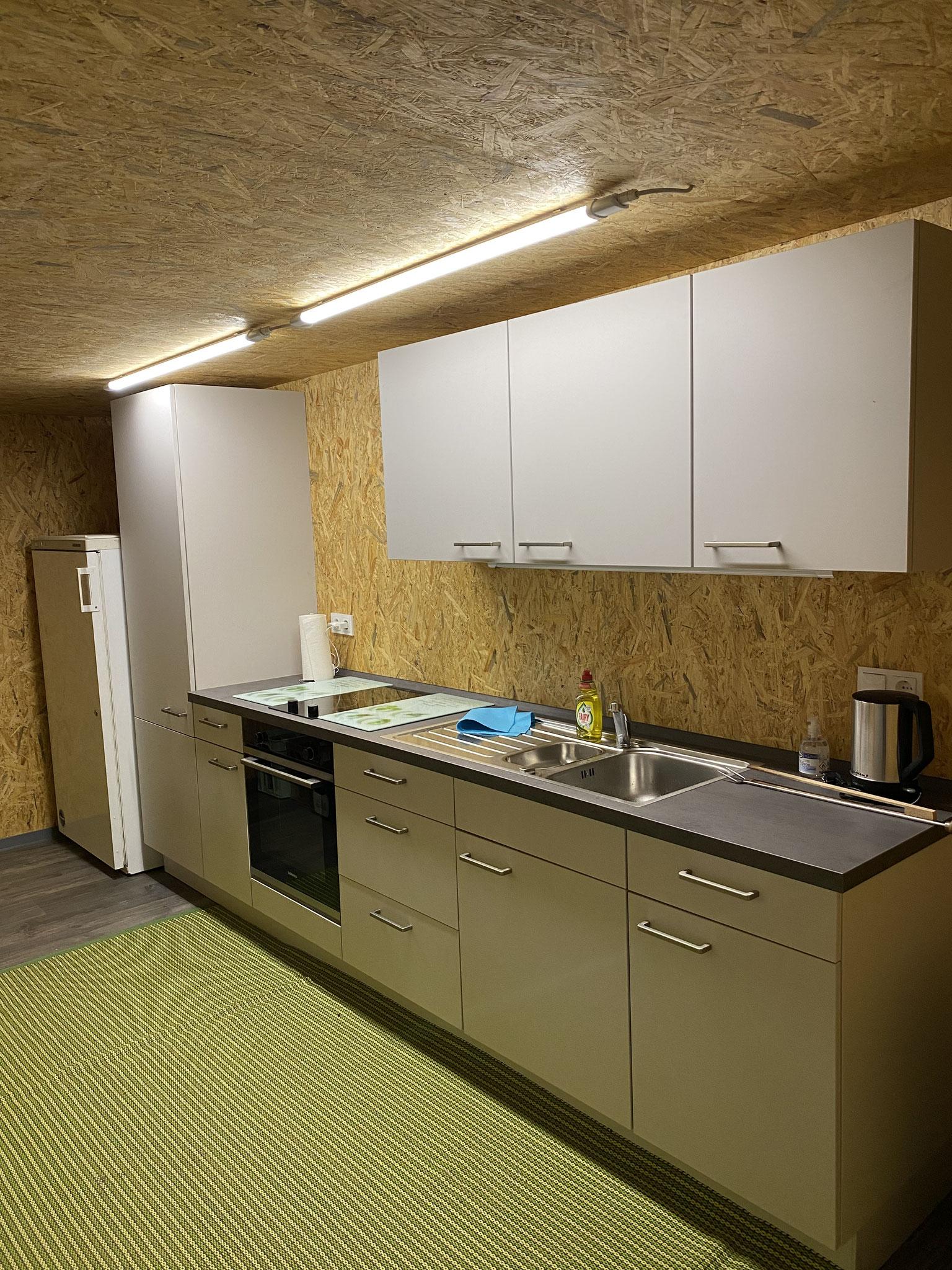 Moderne Küche (2021)
