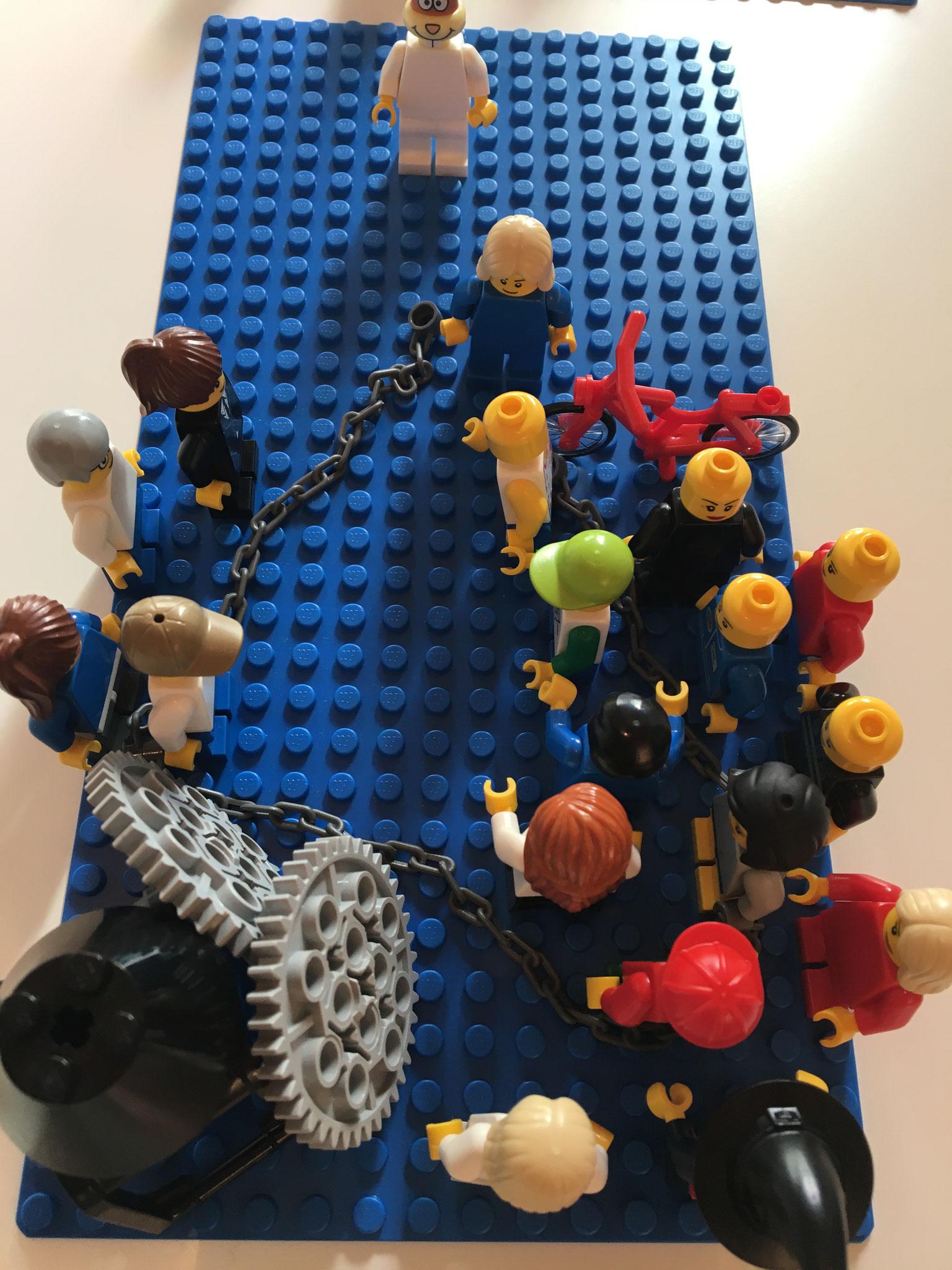 LSP Workshop, 'Was macht mich einzigartig? Finde dein Alleinstellungsmerkmal', MULTISENSING+