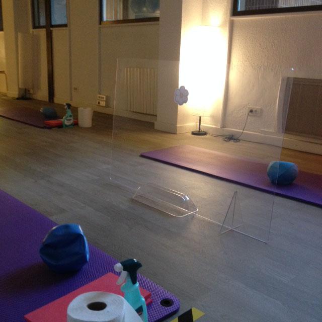 Pilates matwork (con separadores y sanitol)