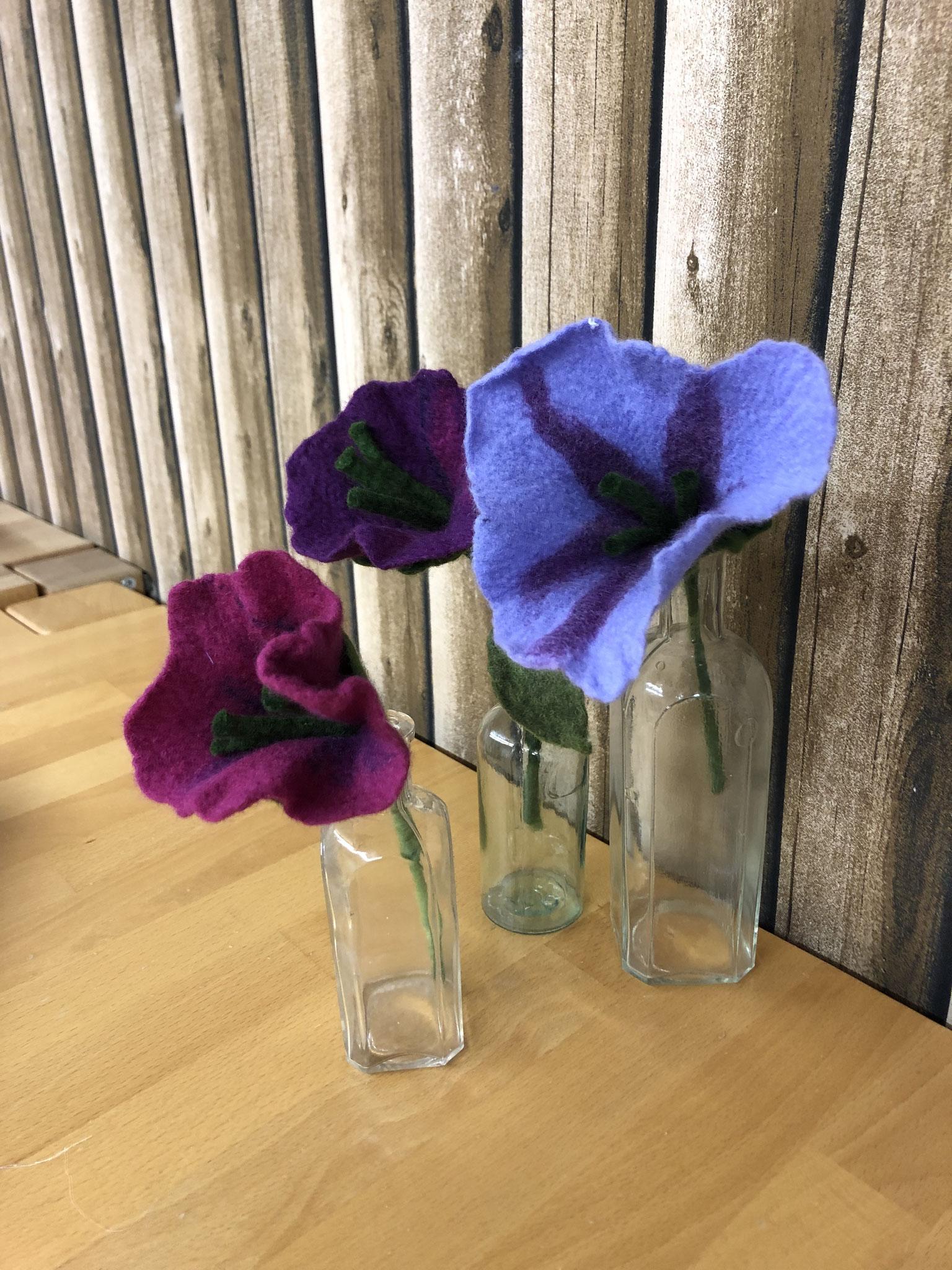 Einfache Blumen