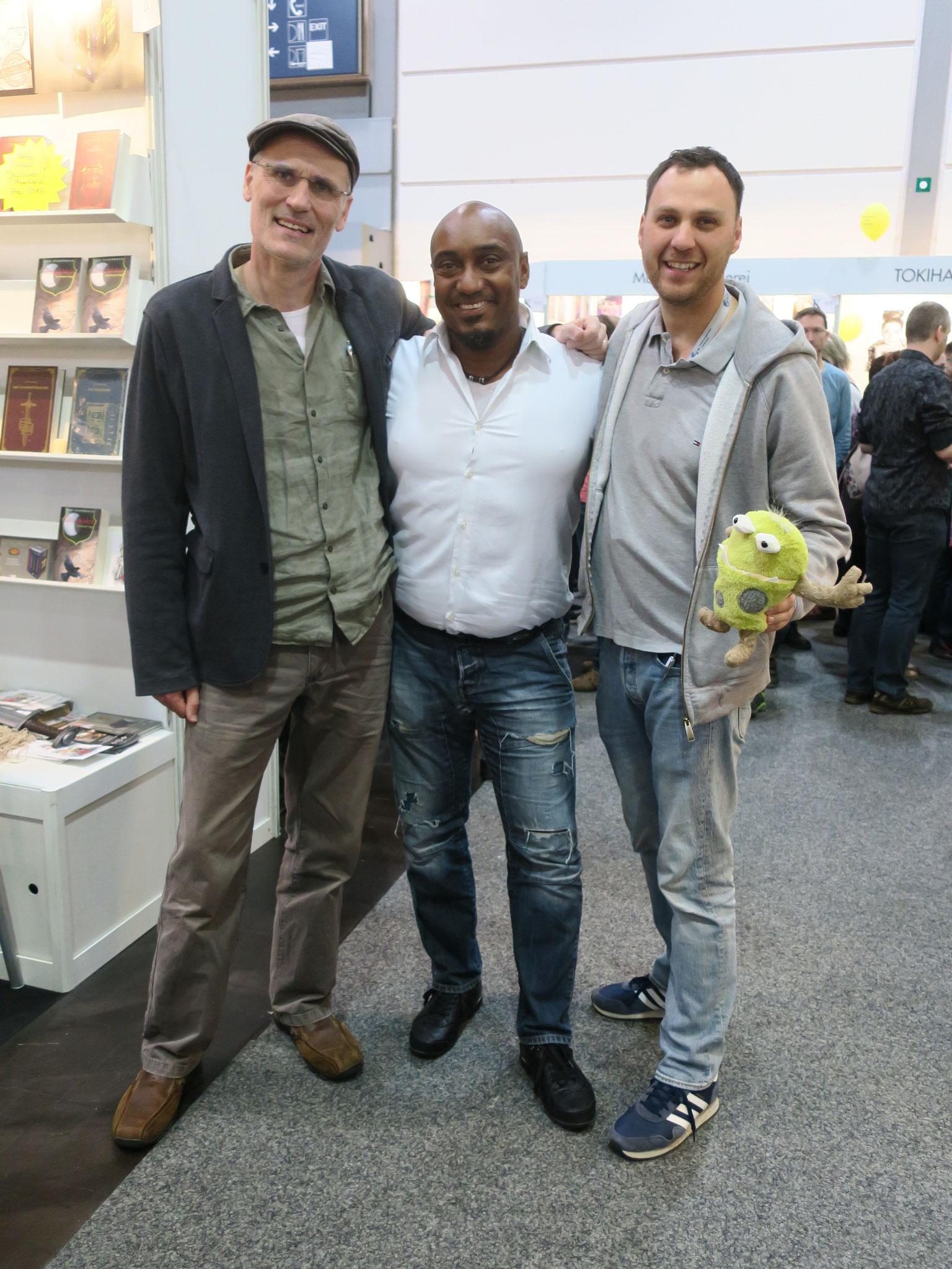 Sam, Stan von Ronin, Greg