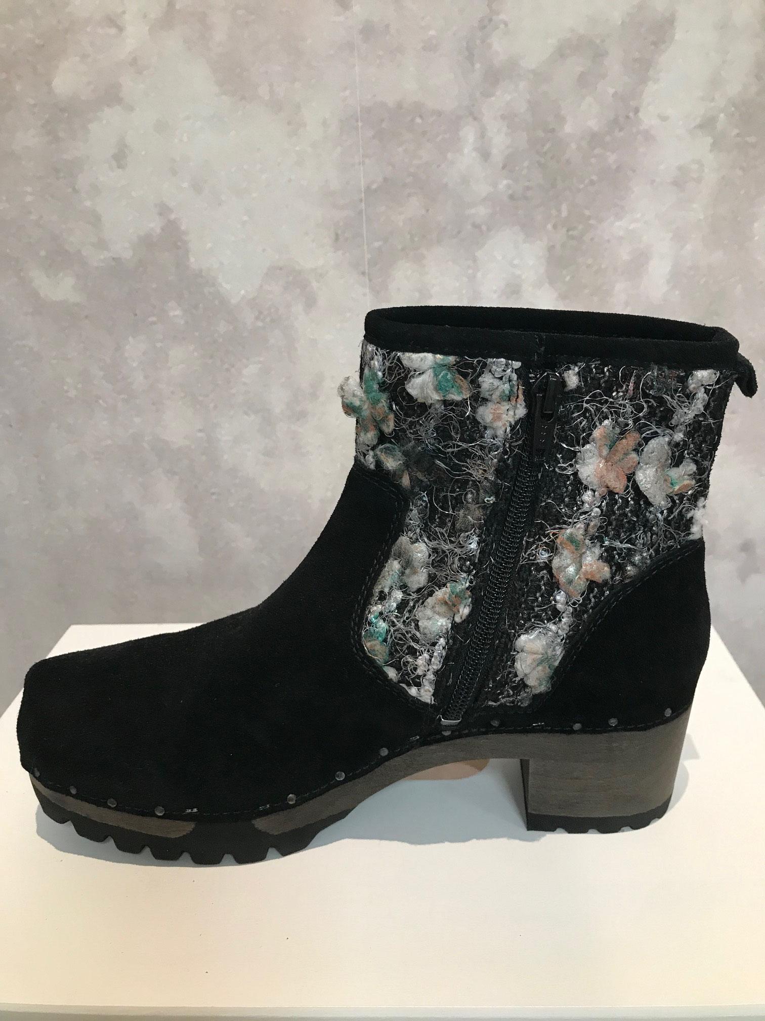 ILEANA Bailey Strick schwarz, Größen 37 / 38 / 39,            UVP 199,95, Sale 100,00 Euro