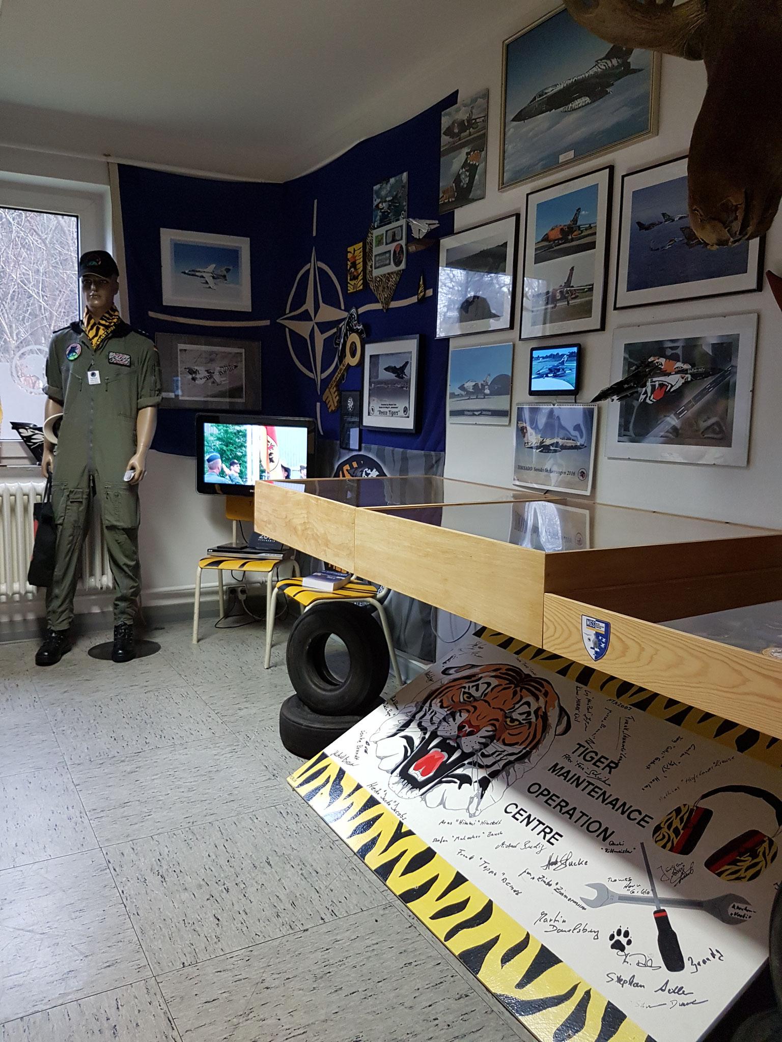 Ausstellungsabschnitt 9 - Das TigerMeet