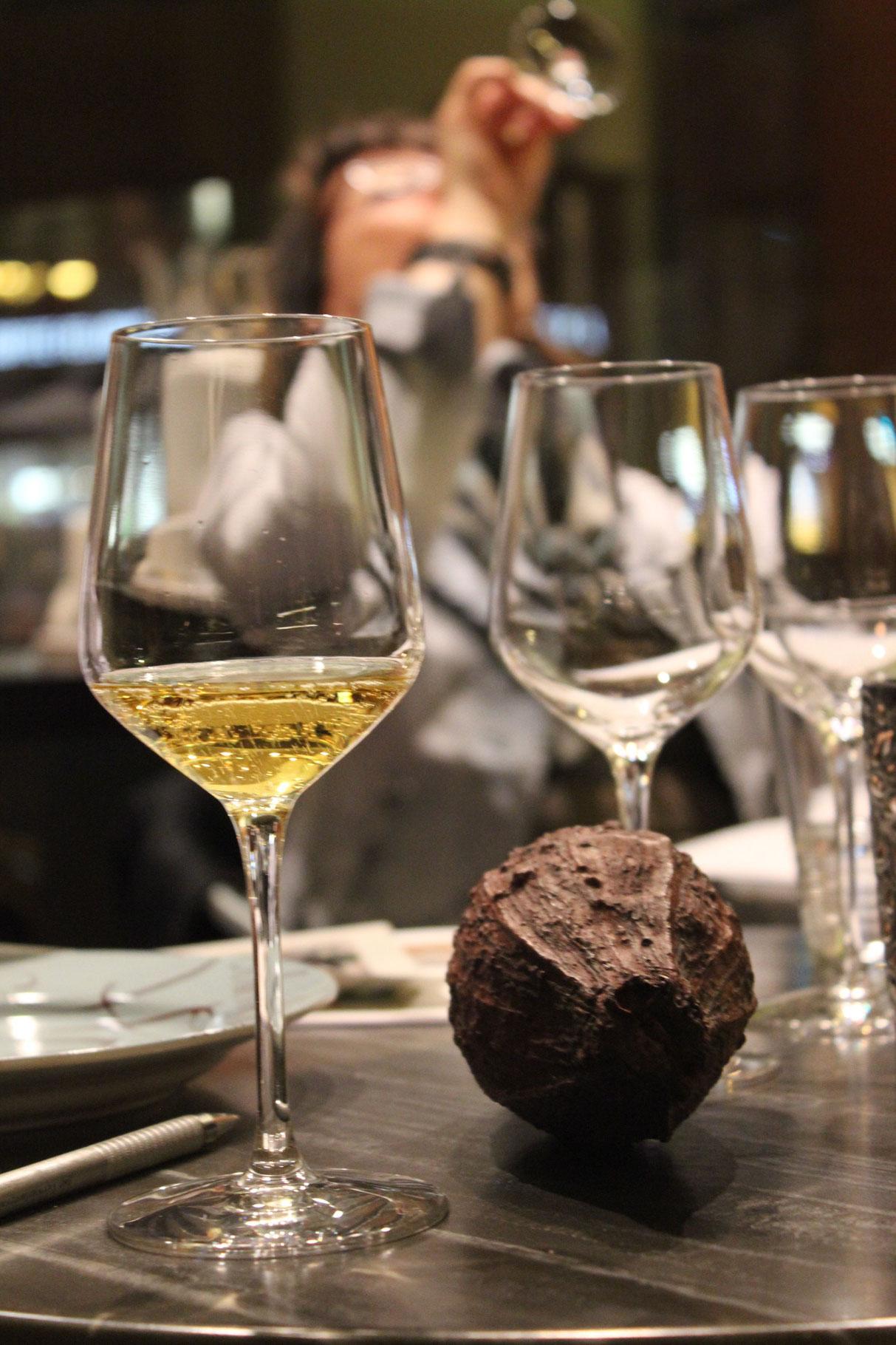 Wein und Schokolade Seminar Frankfurt 09 10 2015