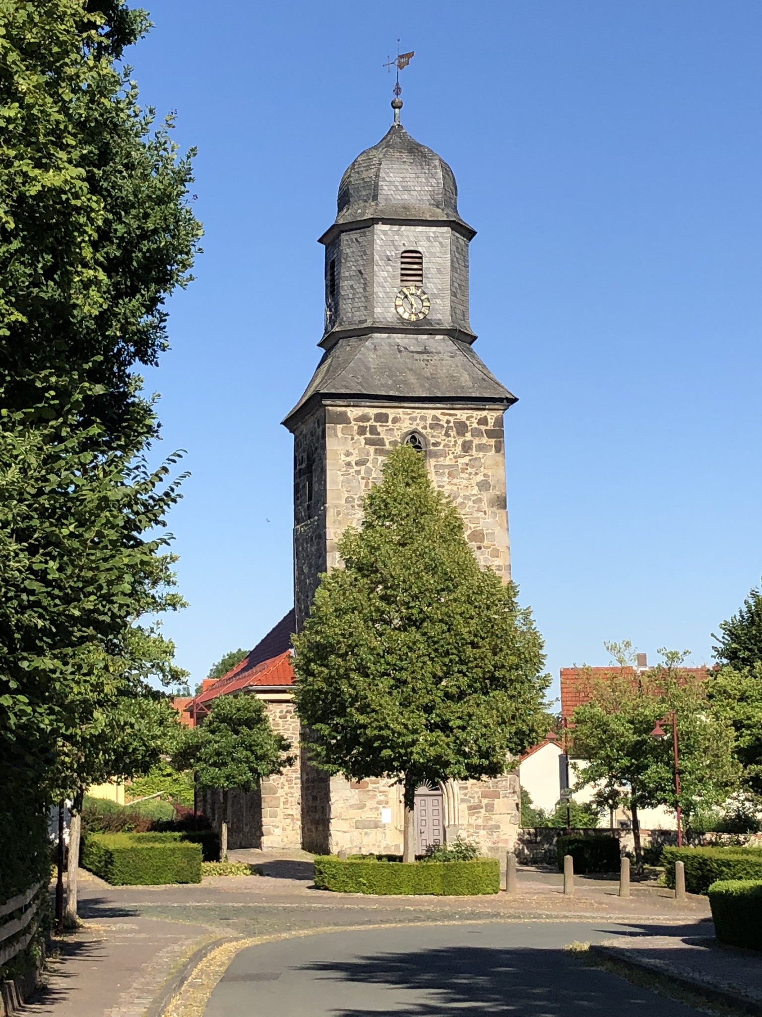 Kirche Obervellmar