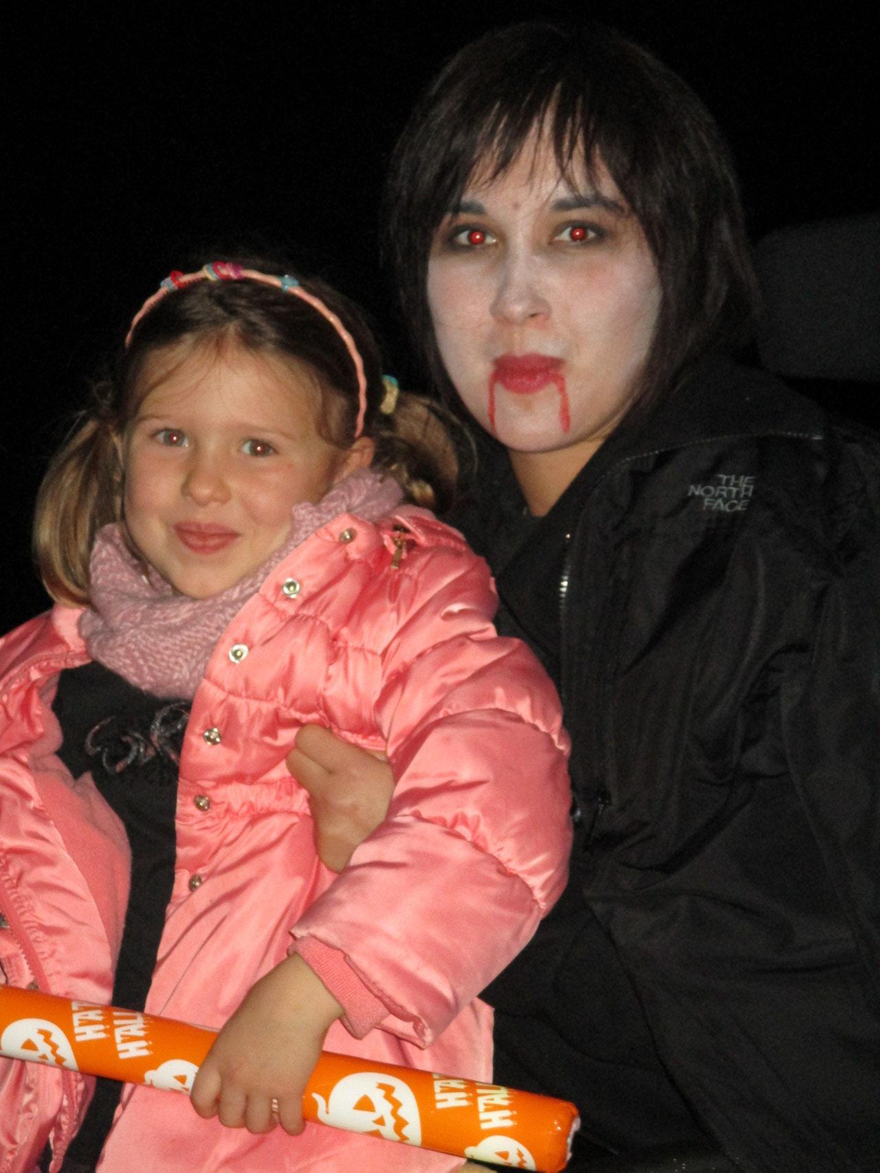 Anna et Perrine