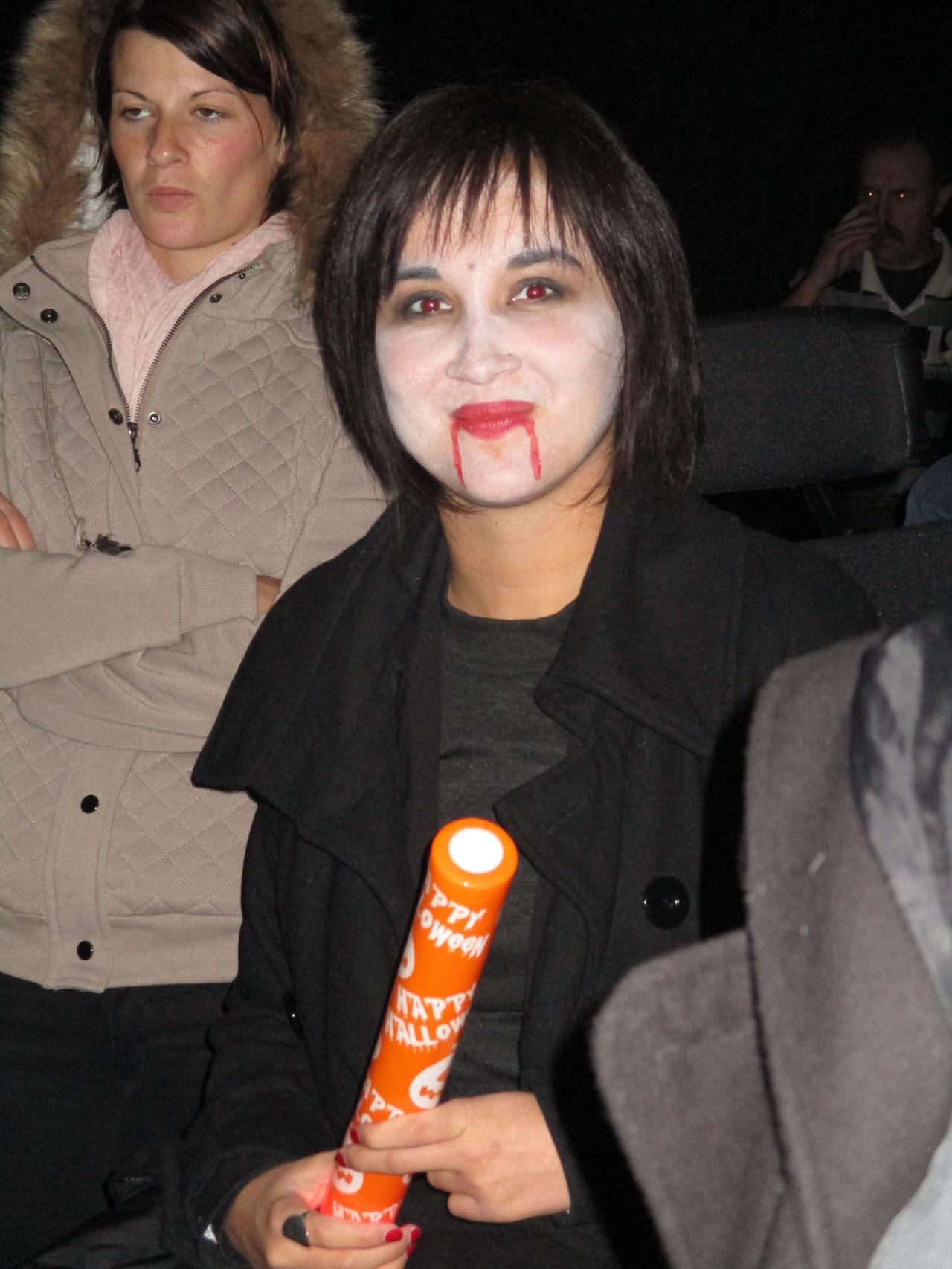 Un vampire passe