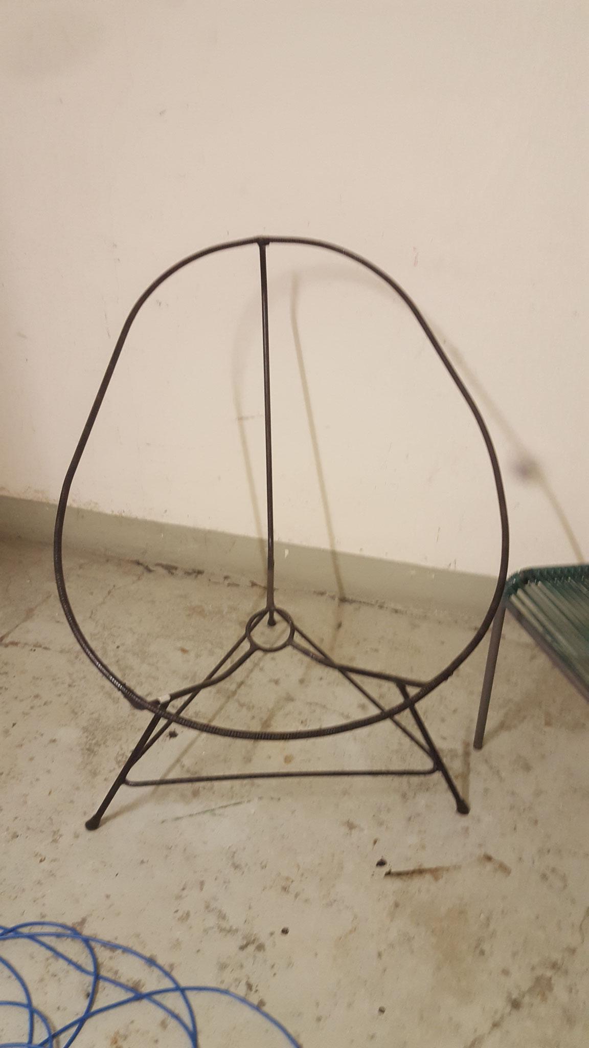 Stuhlgestell eines Acapulco Stuhls