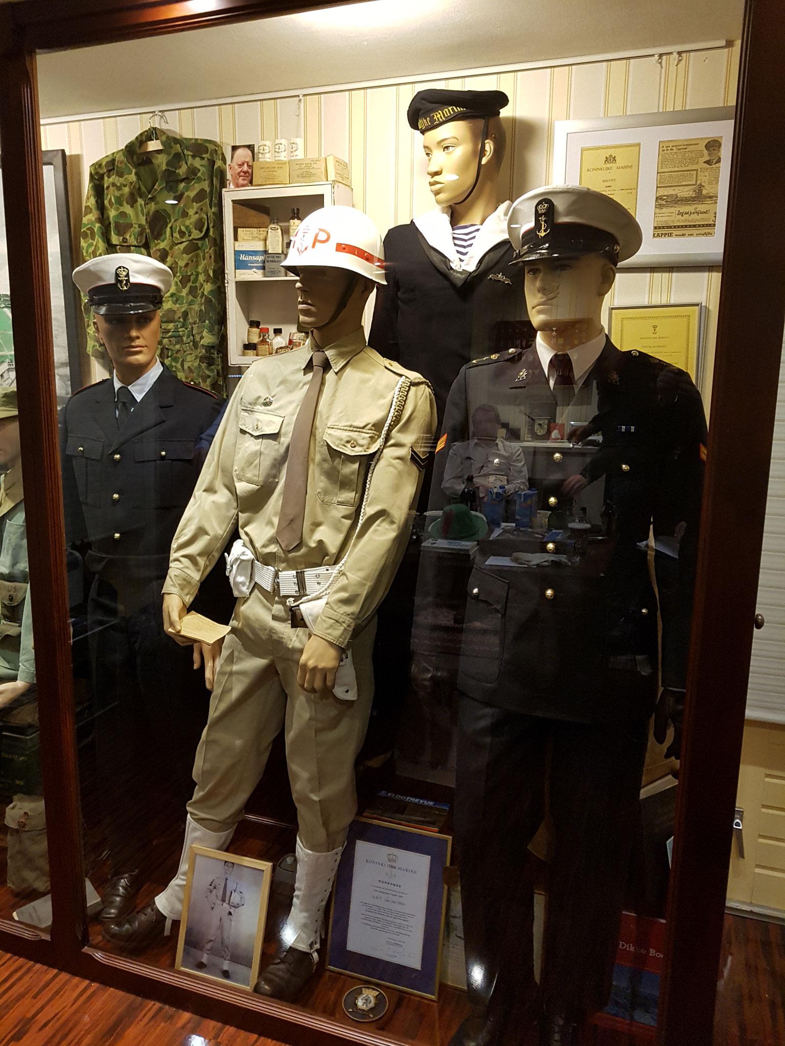 uniformen...