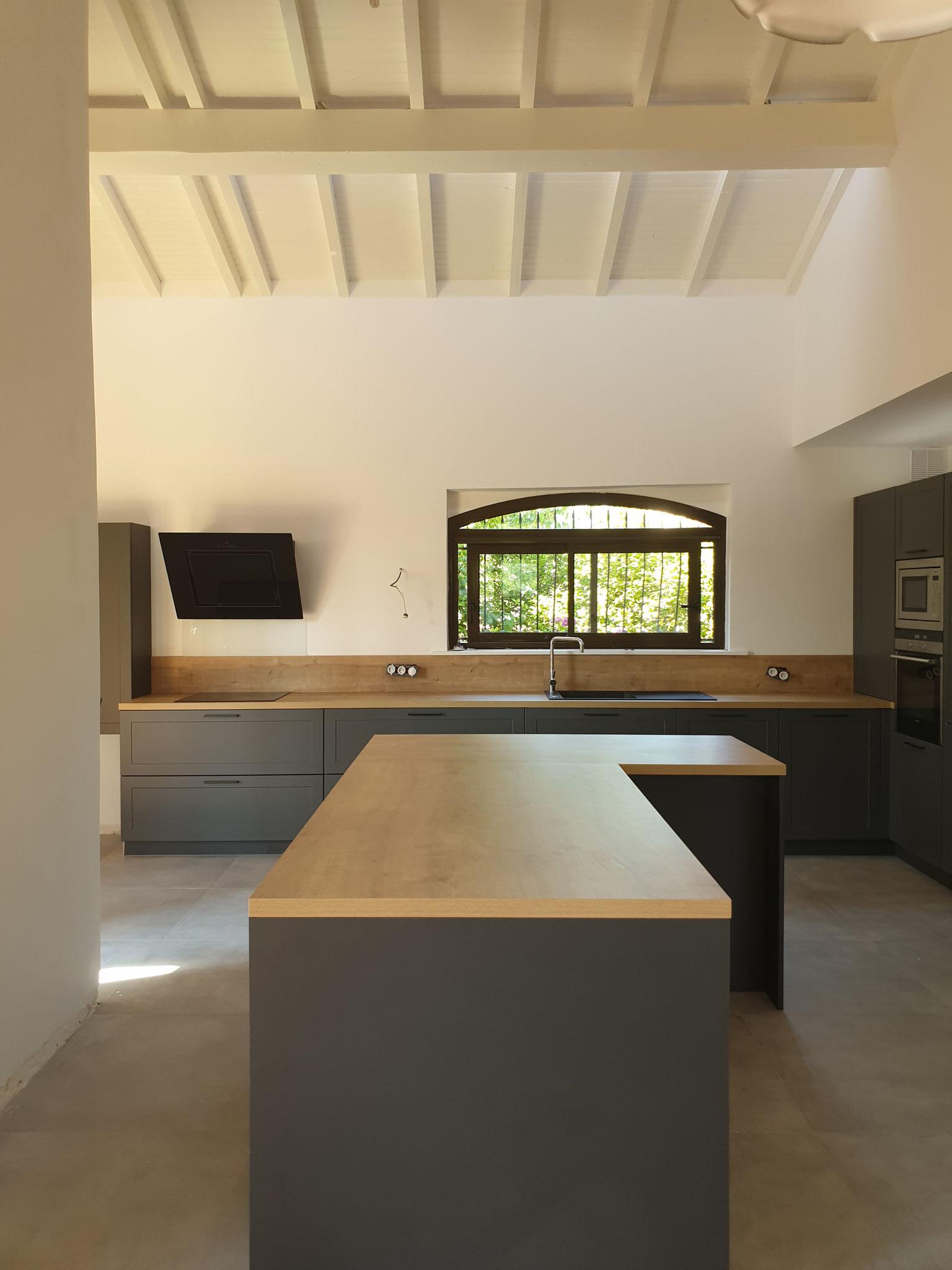 cuisine type maison de camapagne