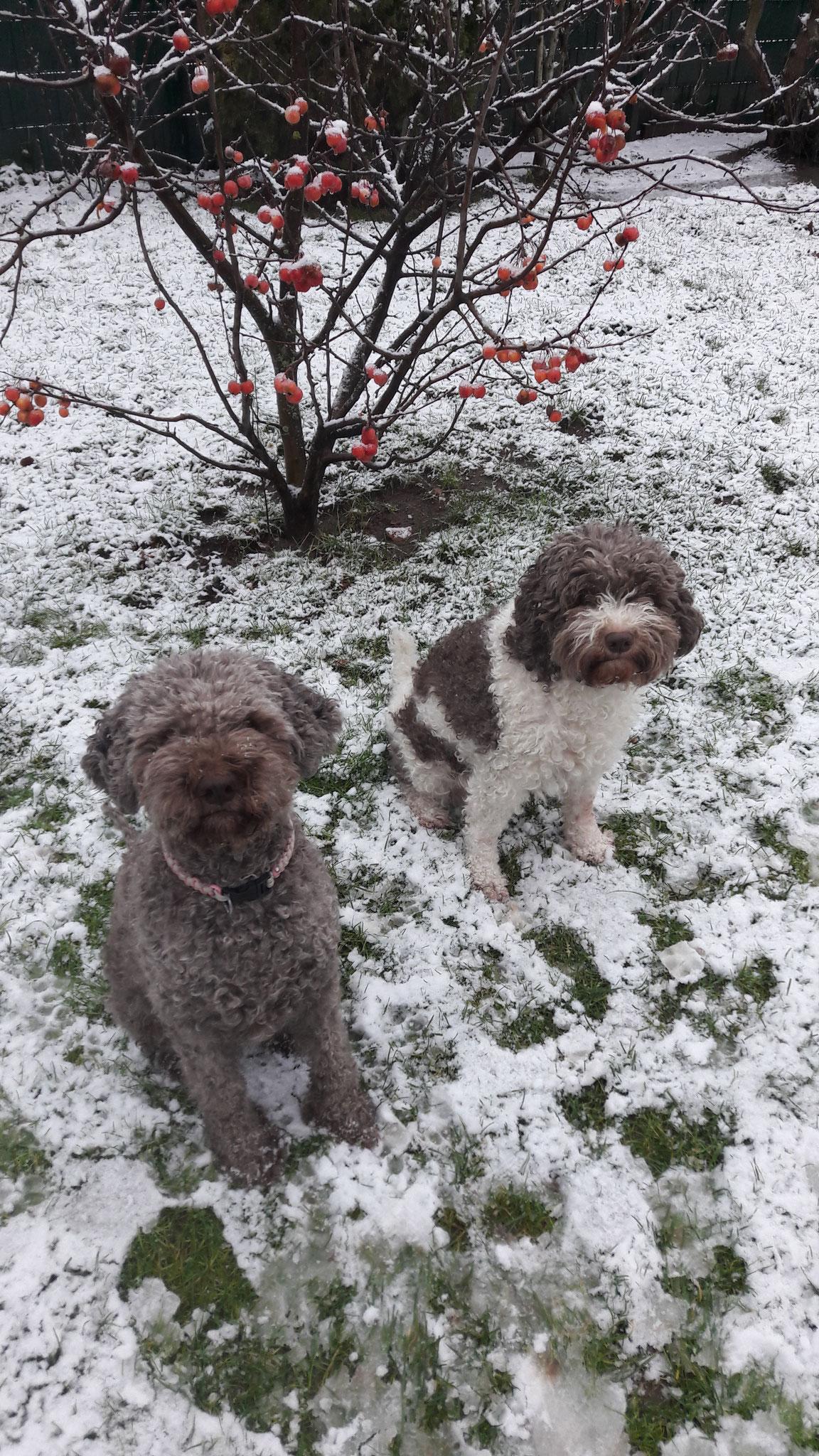 Cara und Jule
