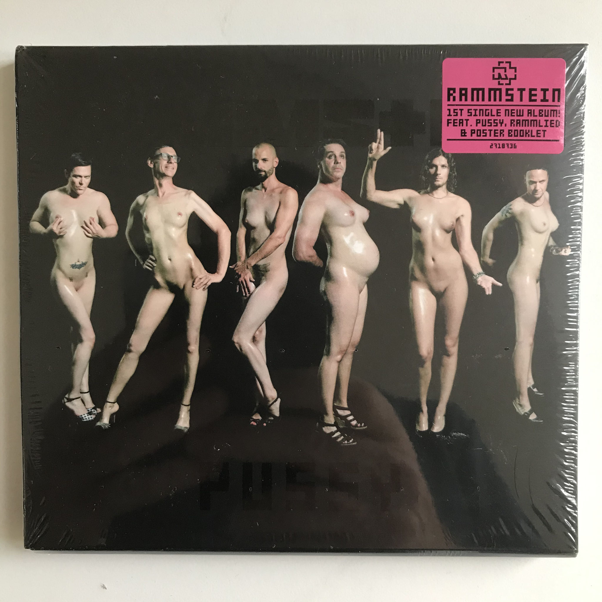 CD, Single, Limited Edition, Factory Sealed