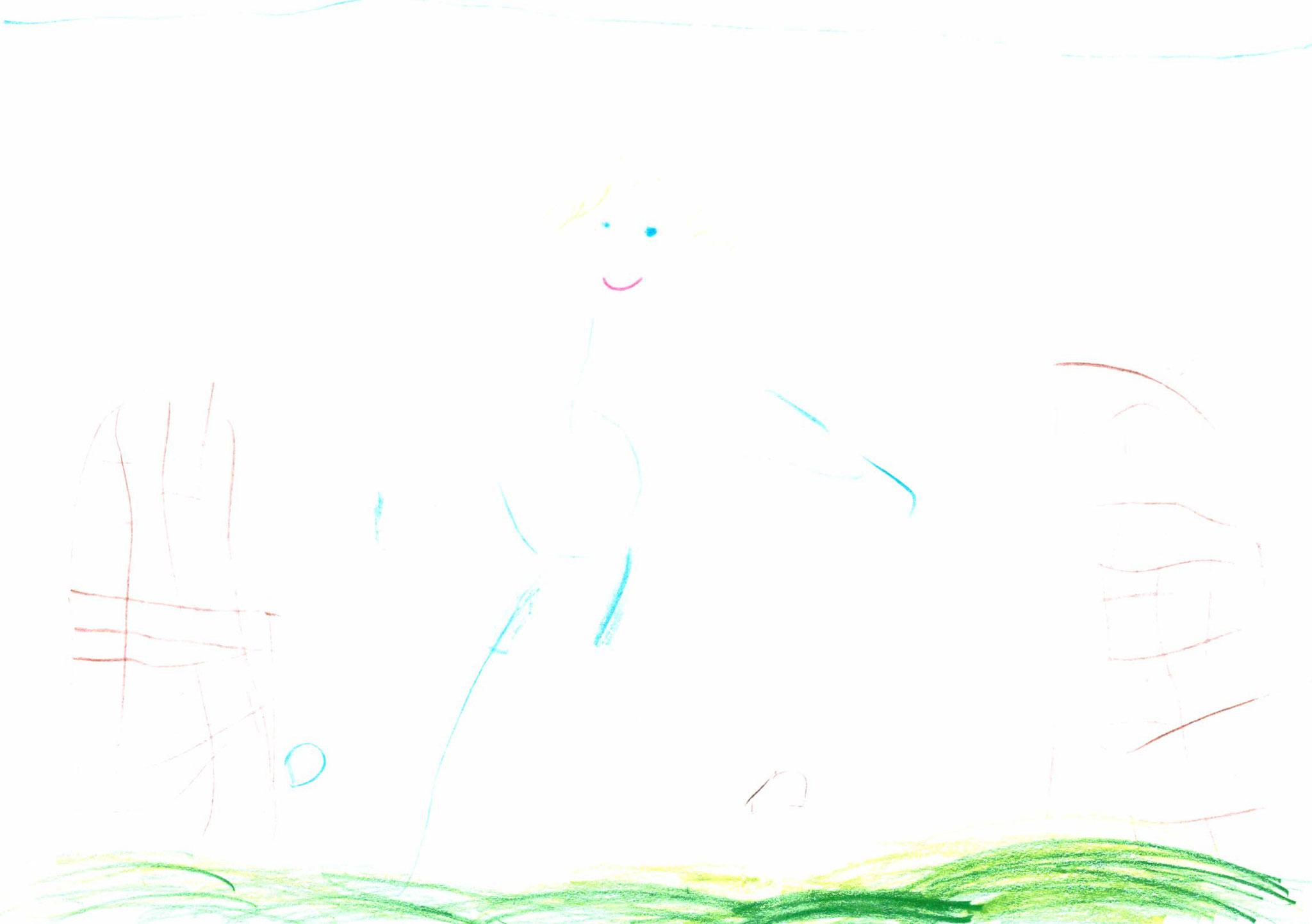 Raphael Öttl, 4 Jahre, Zell