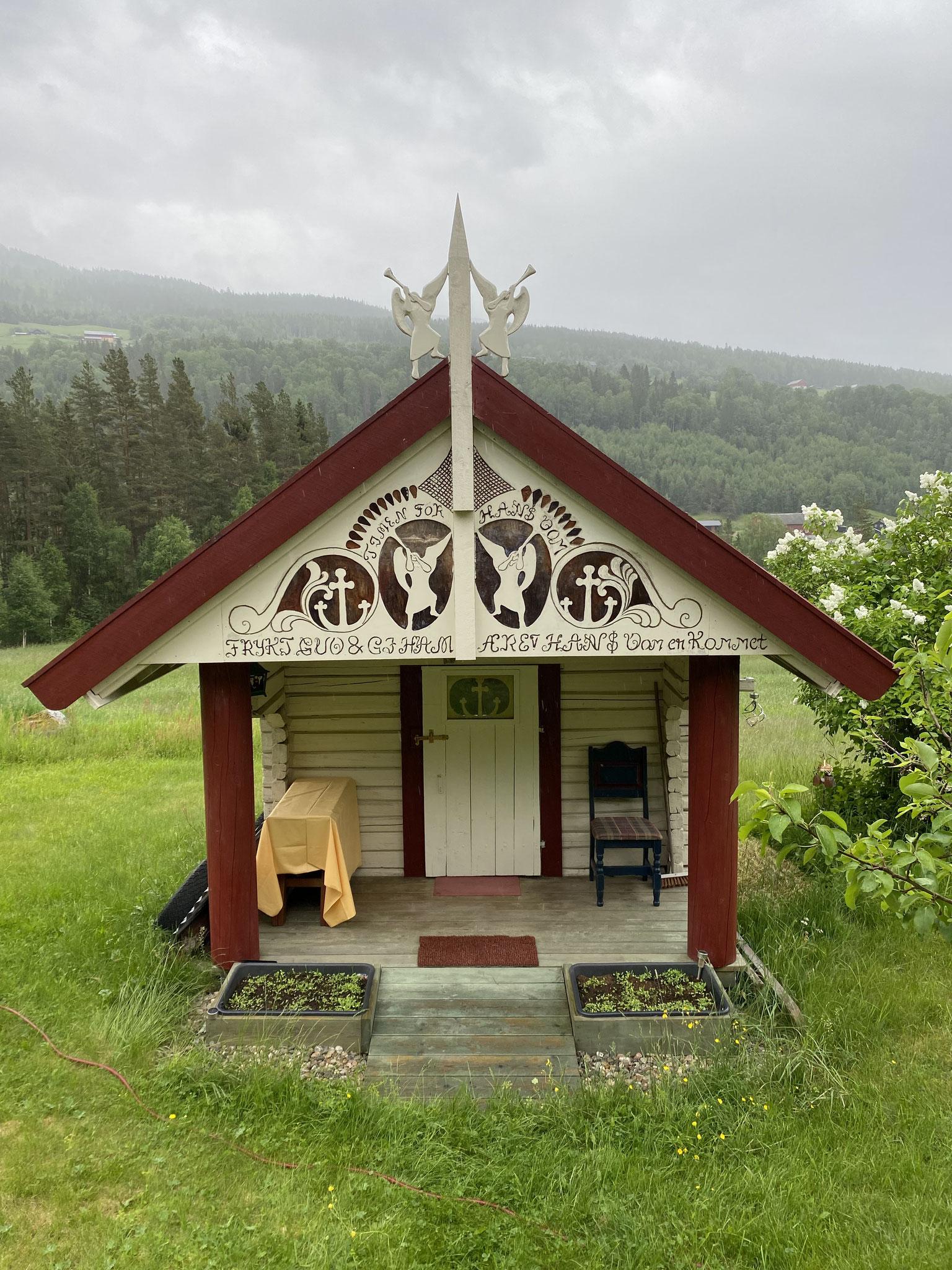 Pålerud Kapelle