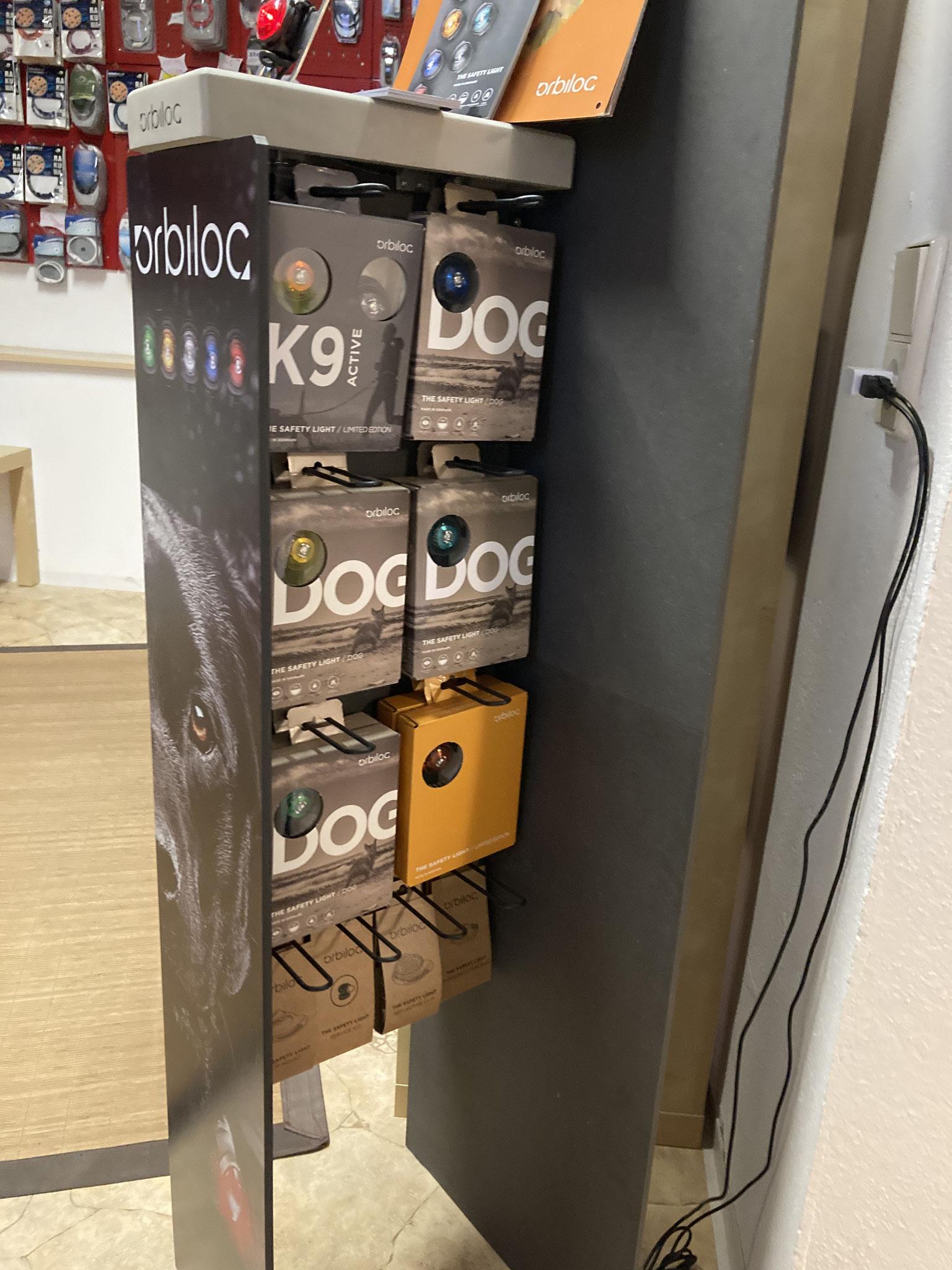 Produkte von Orbiloc