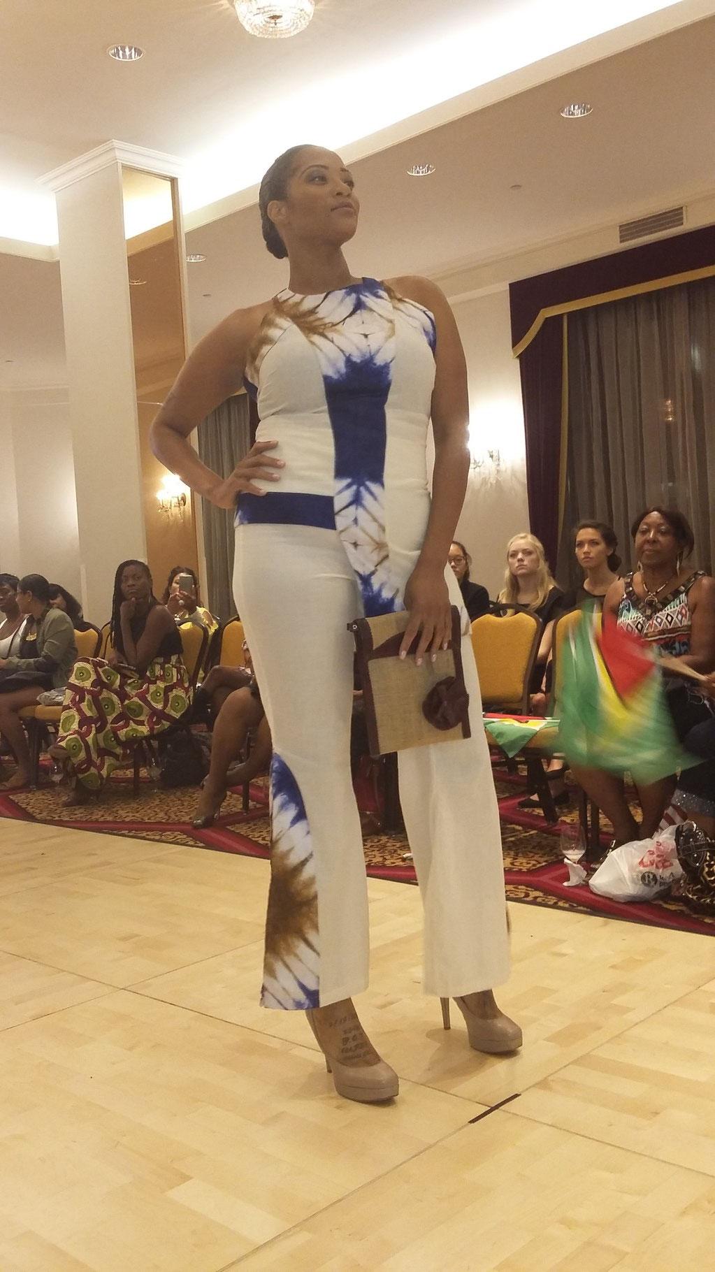 Carol Fraser (Guyana)