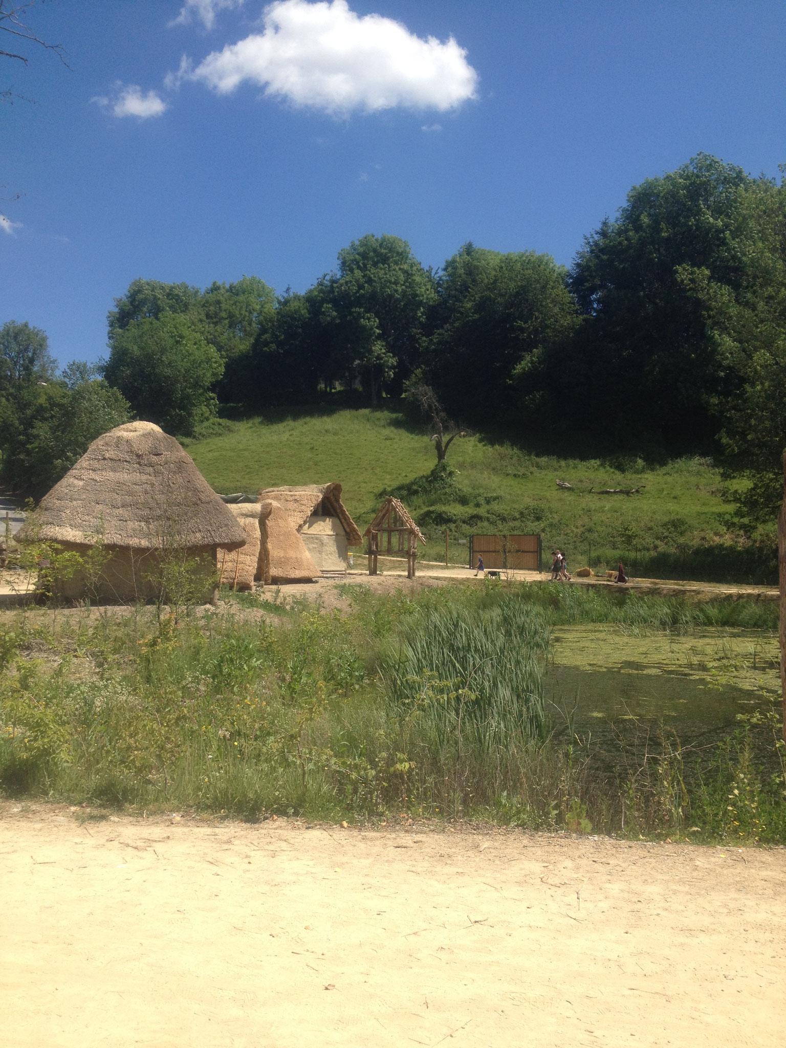 Du côté mérovingien du village de Montcornet
