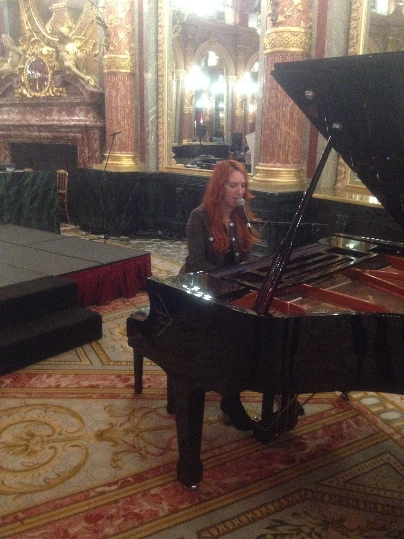 Intermède musical en hommage à la cathédrale Notre-Dame