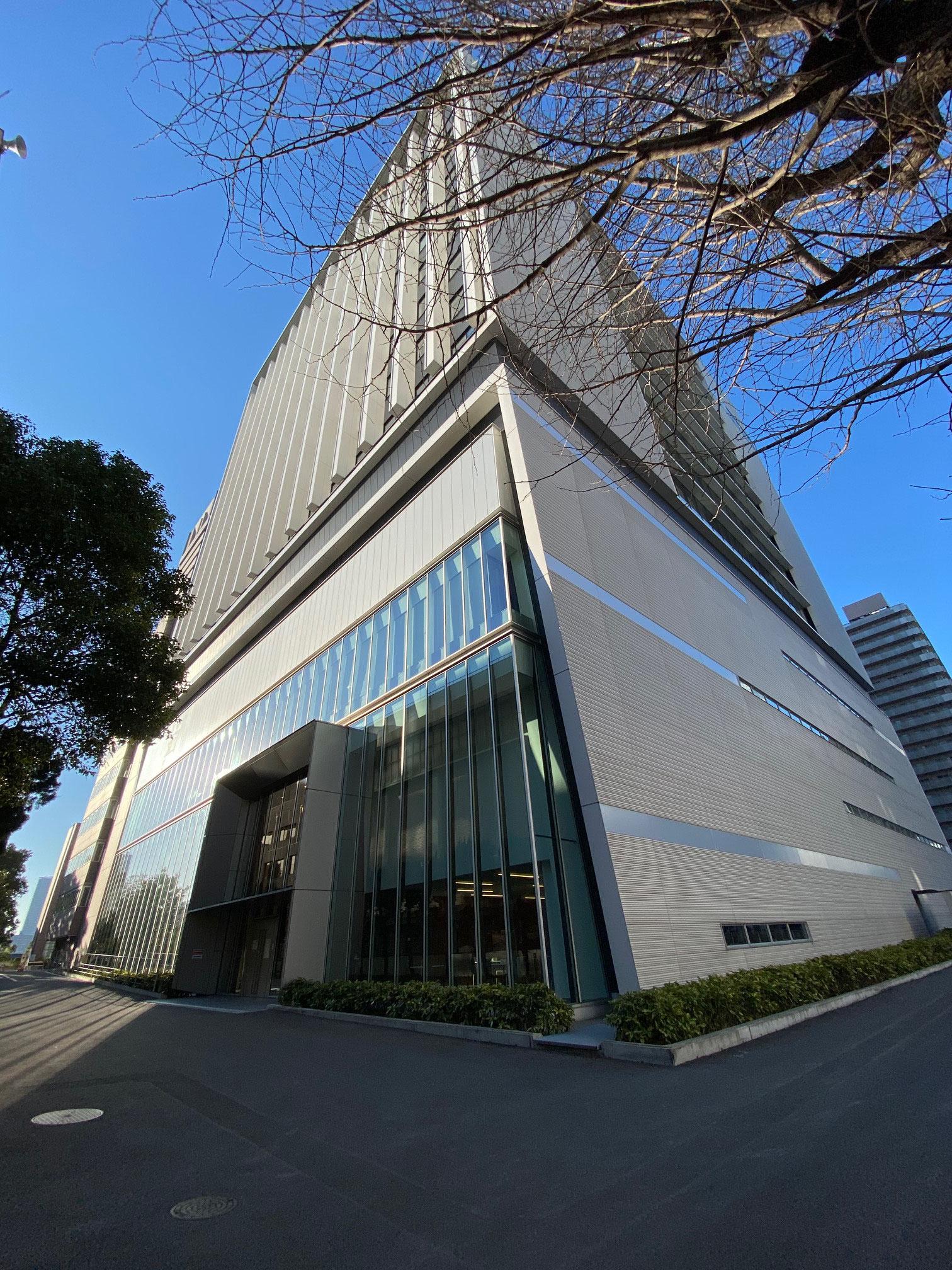 本部会場は日本WHO-FIC協力センターの一翼を担い各種医療従事者研修のメッカでもある国立がん研究センター研究棟