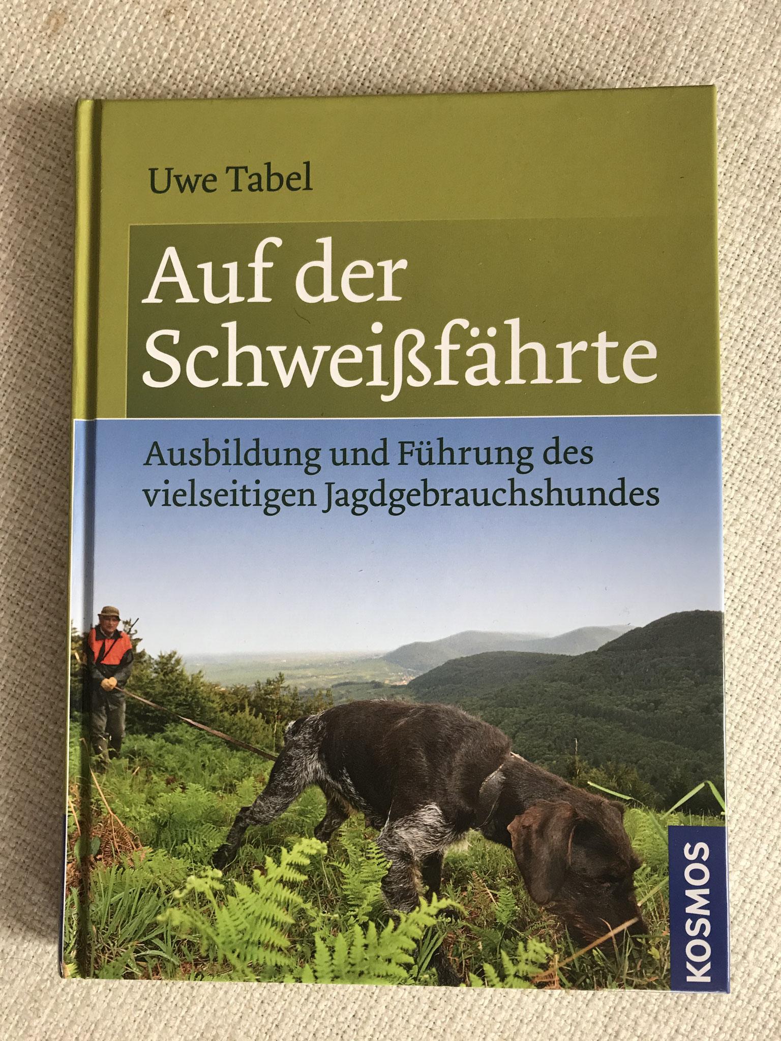 Buch von Uwe Tabel handsigniert