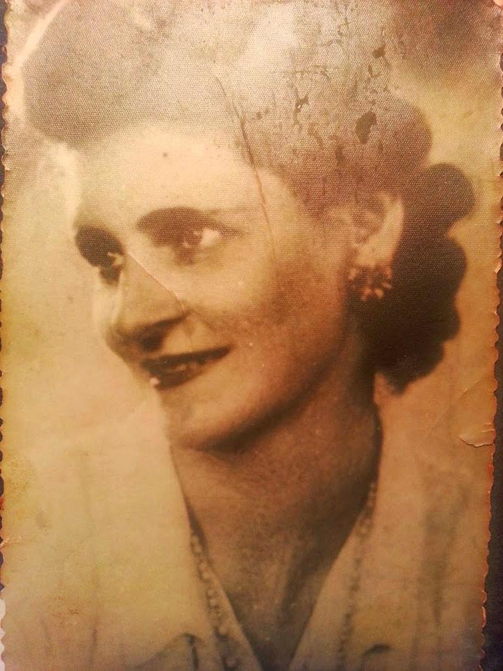 Oma war angehörige einer niedere Adel-Familie