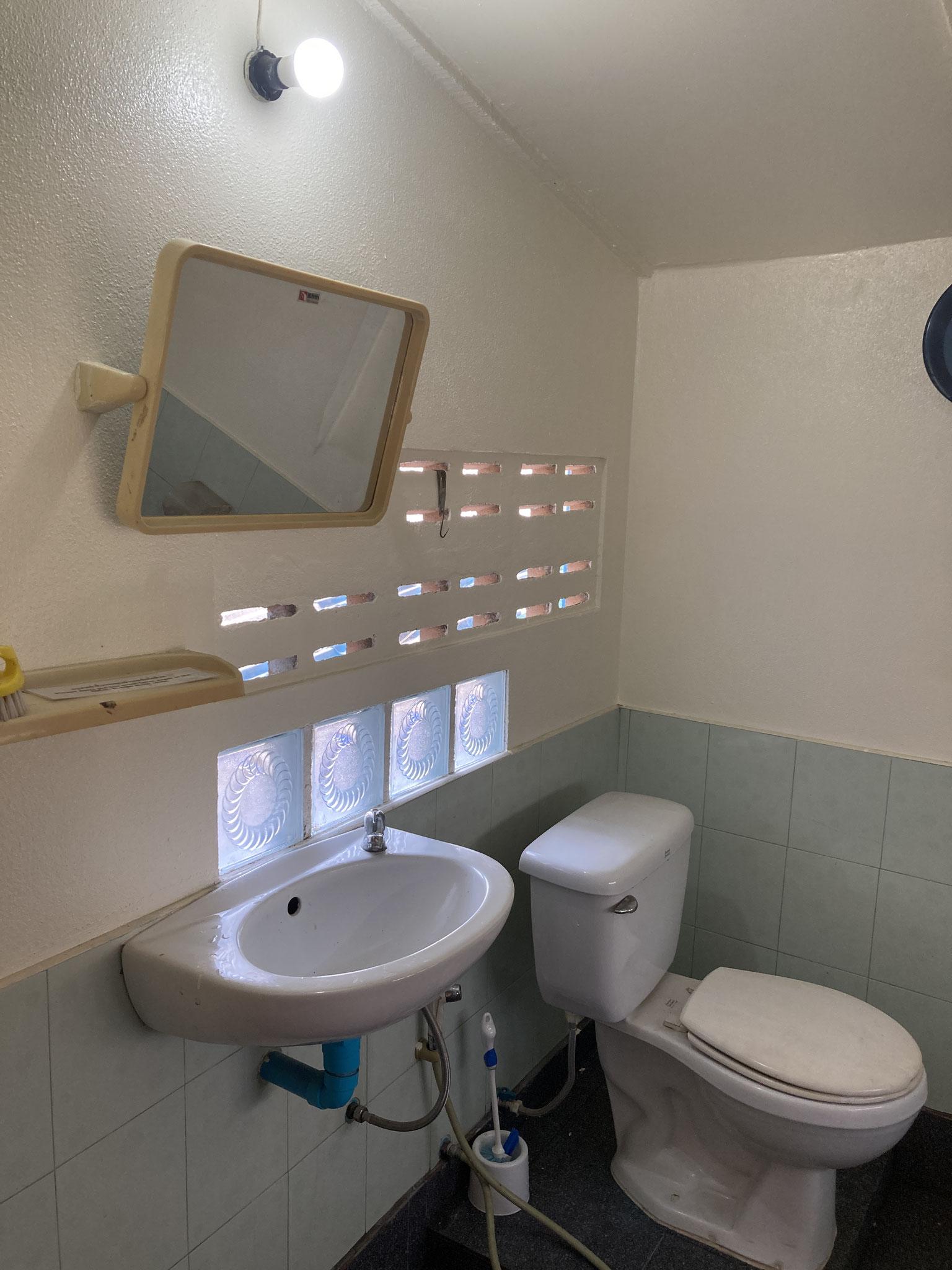 Bathroom Balcony room
