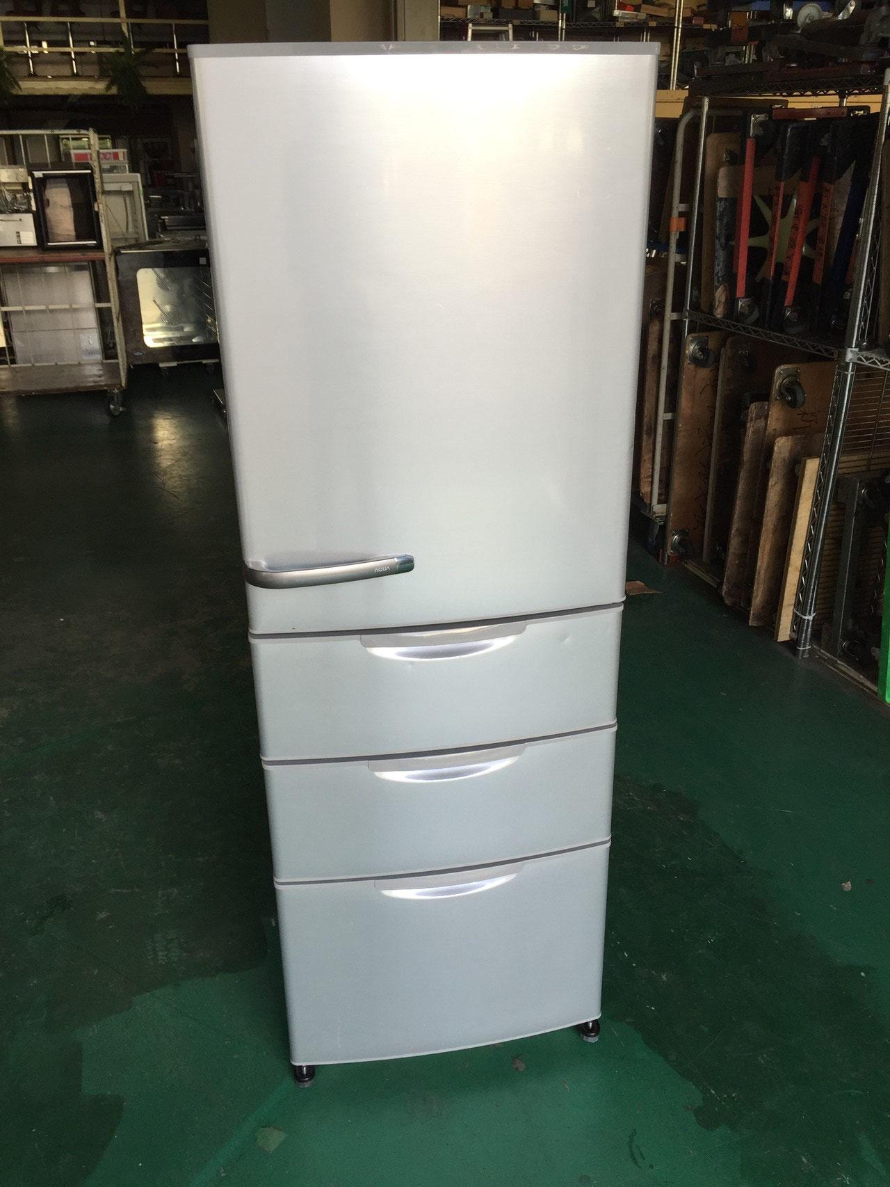 AQUA4ドア冷蔵庫