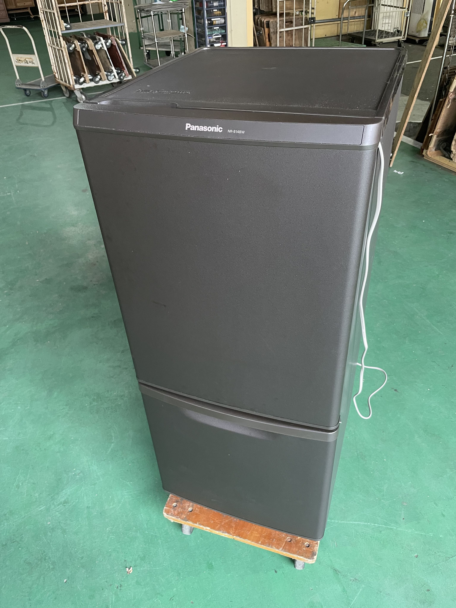 パナ2ドア冷蔵庫