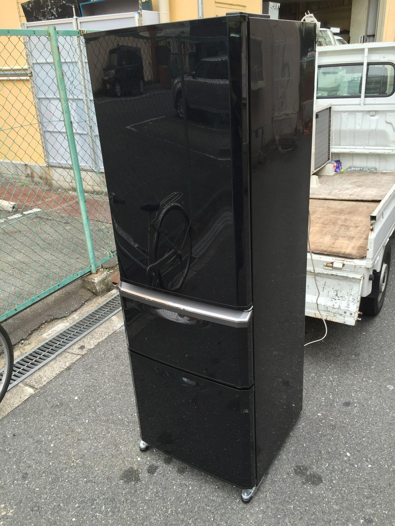 SHARP3ドア冷蔵庫