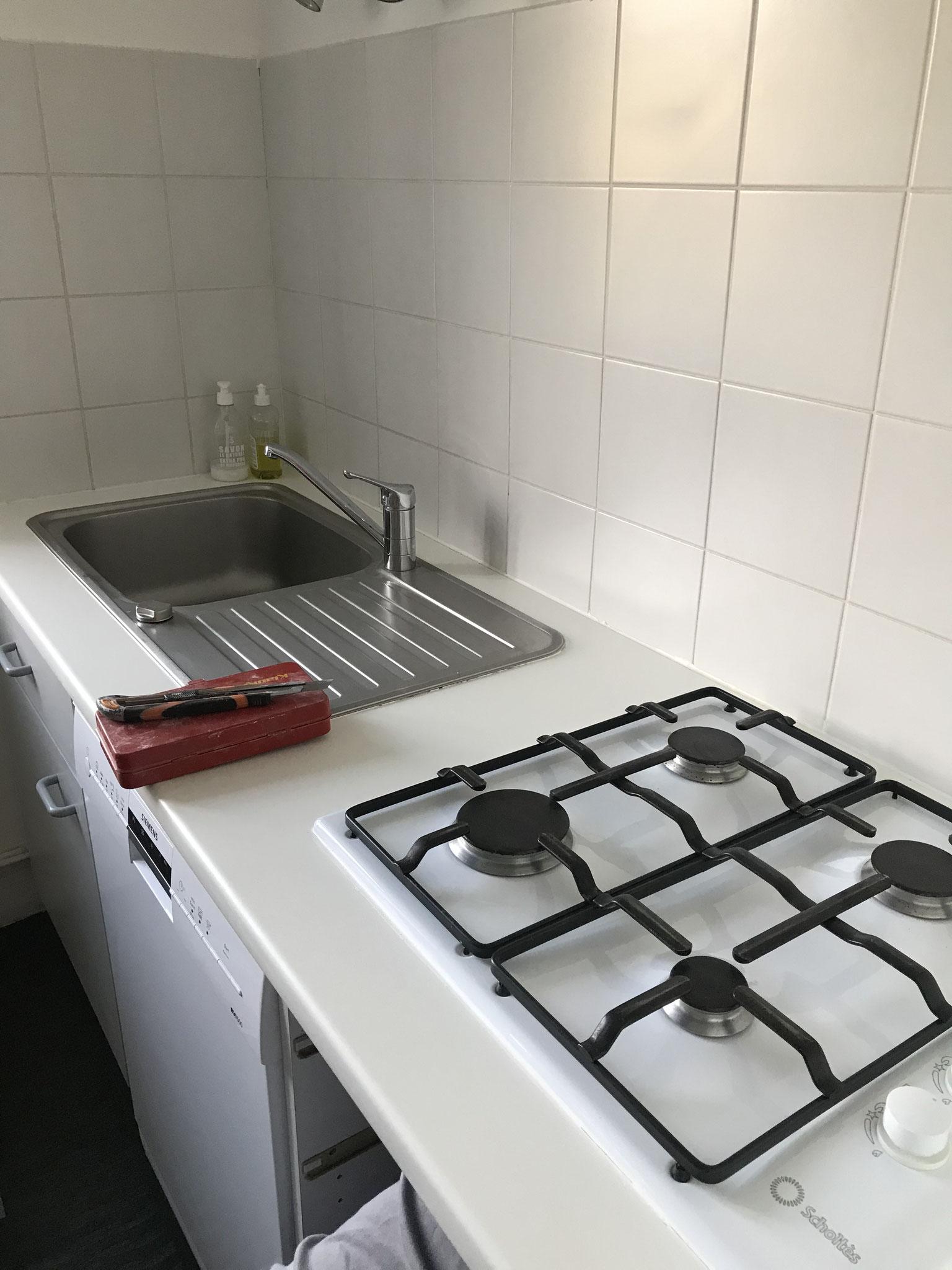 la plaques de cuisson au gaz