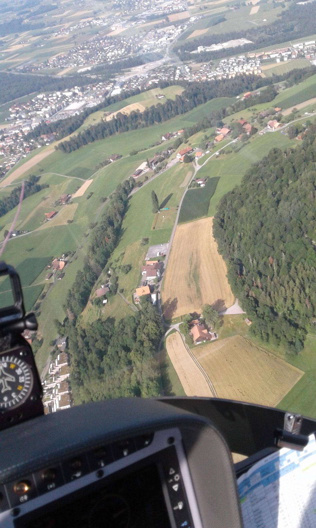 Jpoint  Hartlisberg bei Steffisburg